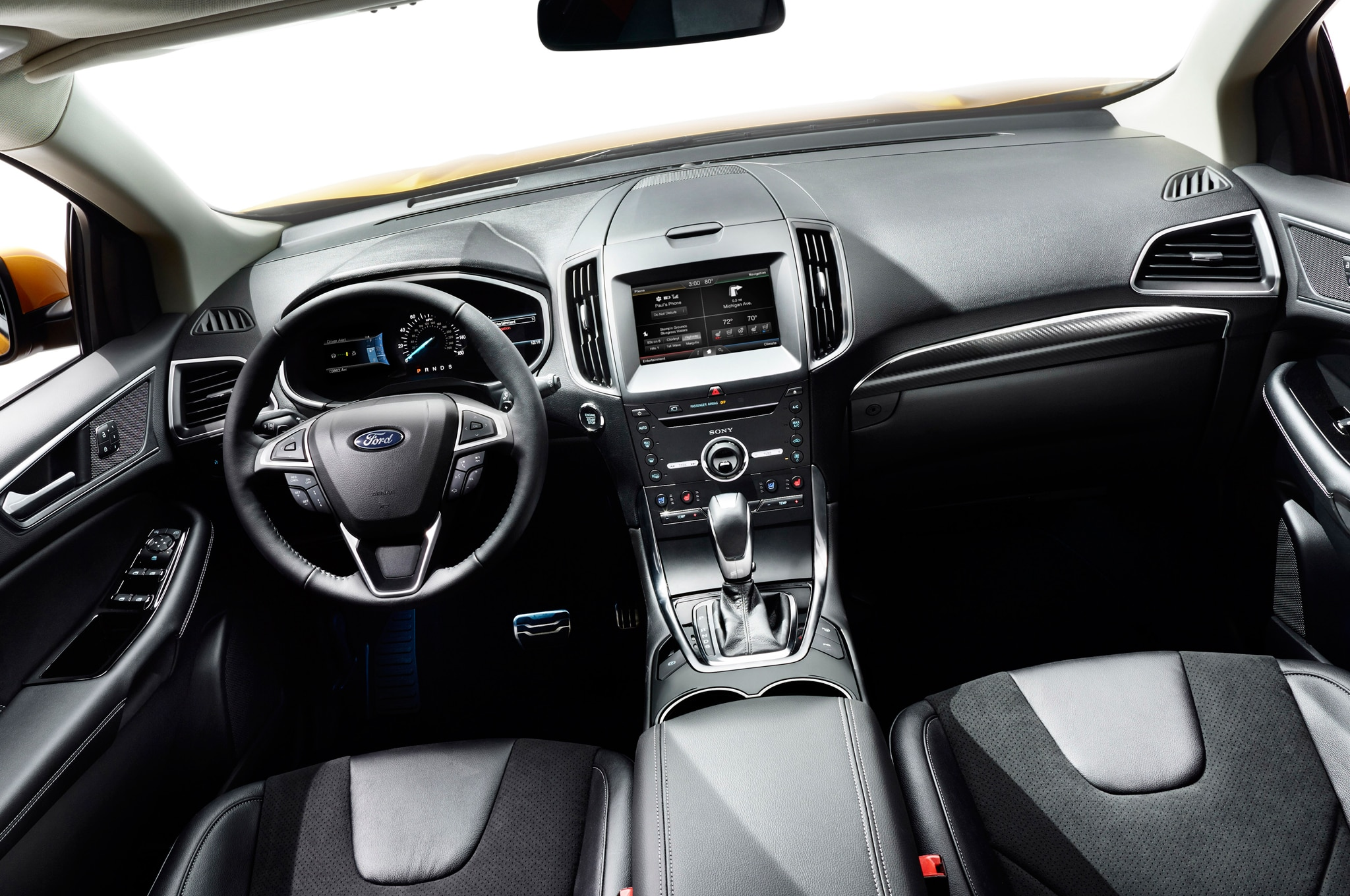 2015 Ford Edge Sport interior view 2015 ford edge powertrains detailed Sony Wiring Harness Colors at eliteediting.co