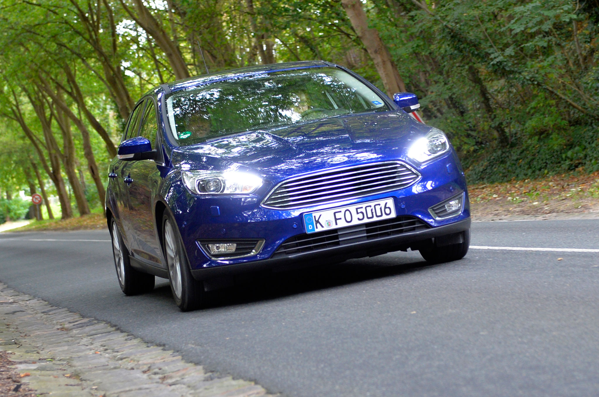 Report: New Ford Focus Due In 2017 - Automobile Magazine