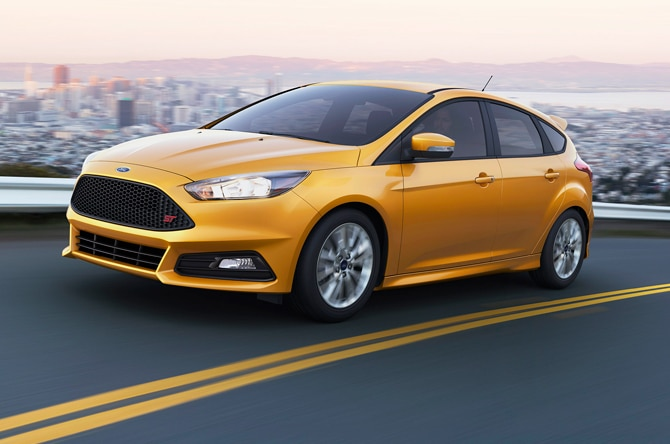 2015 ford focus st with ford performance parts review. Black Bedroom Furniture Sets. Home Design Ideas