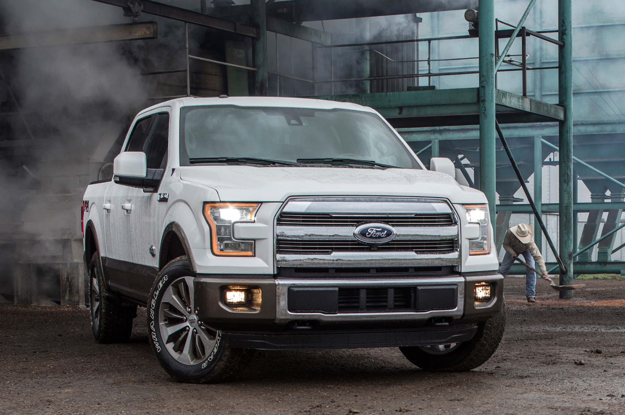 2015 ford f 150 king ranch - 2015 Ford F 150 King Ranch Tailgate