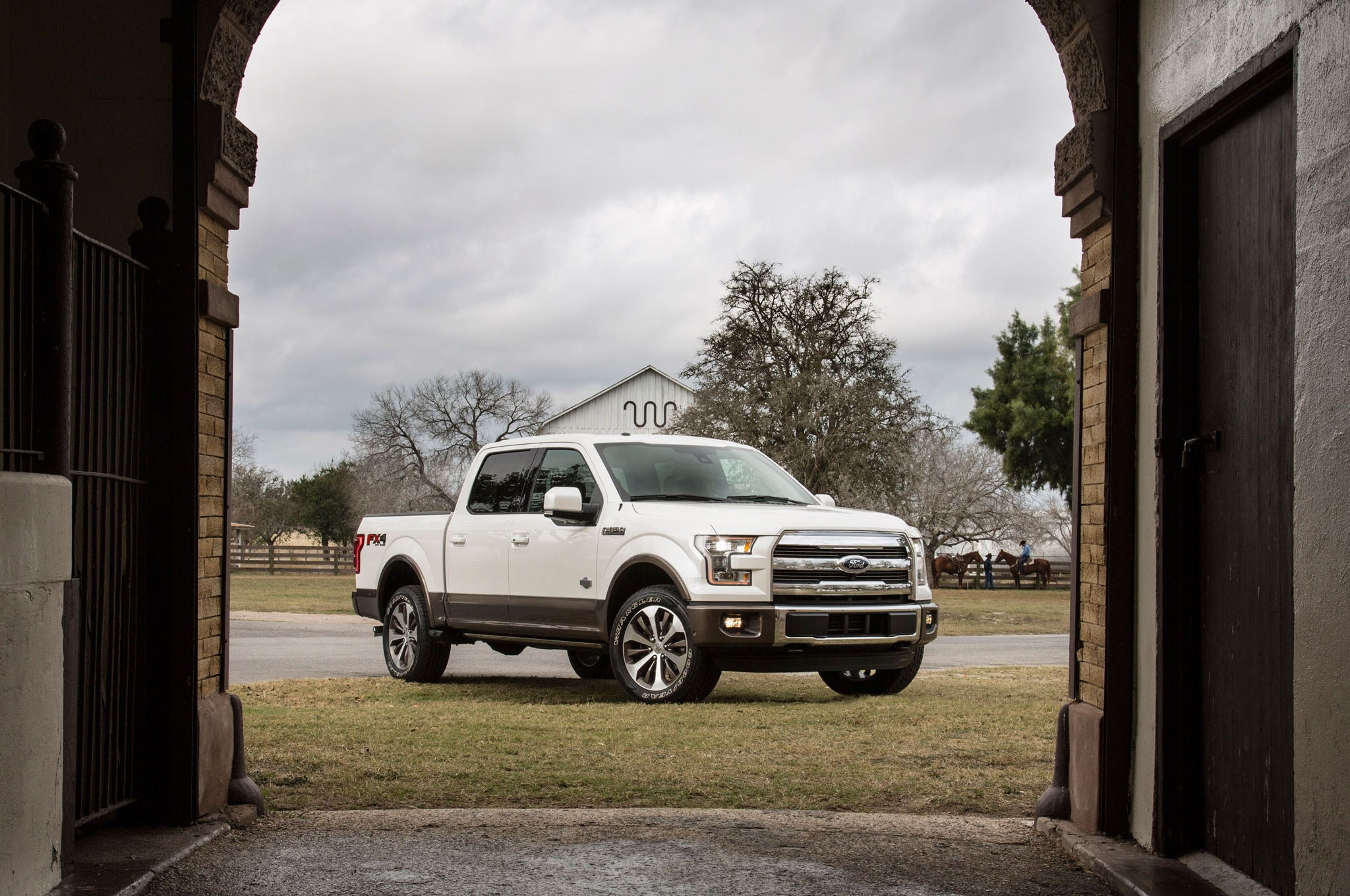 2015 Ford F150 Expedition Super Duty King Ranch Debut  Automobile