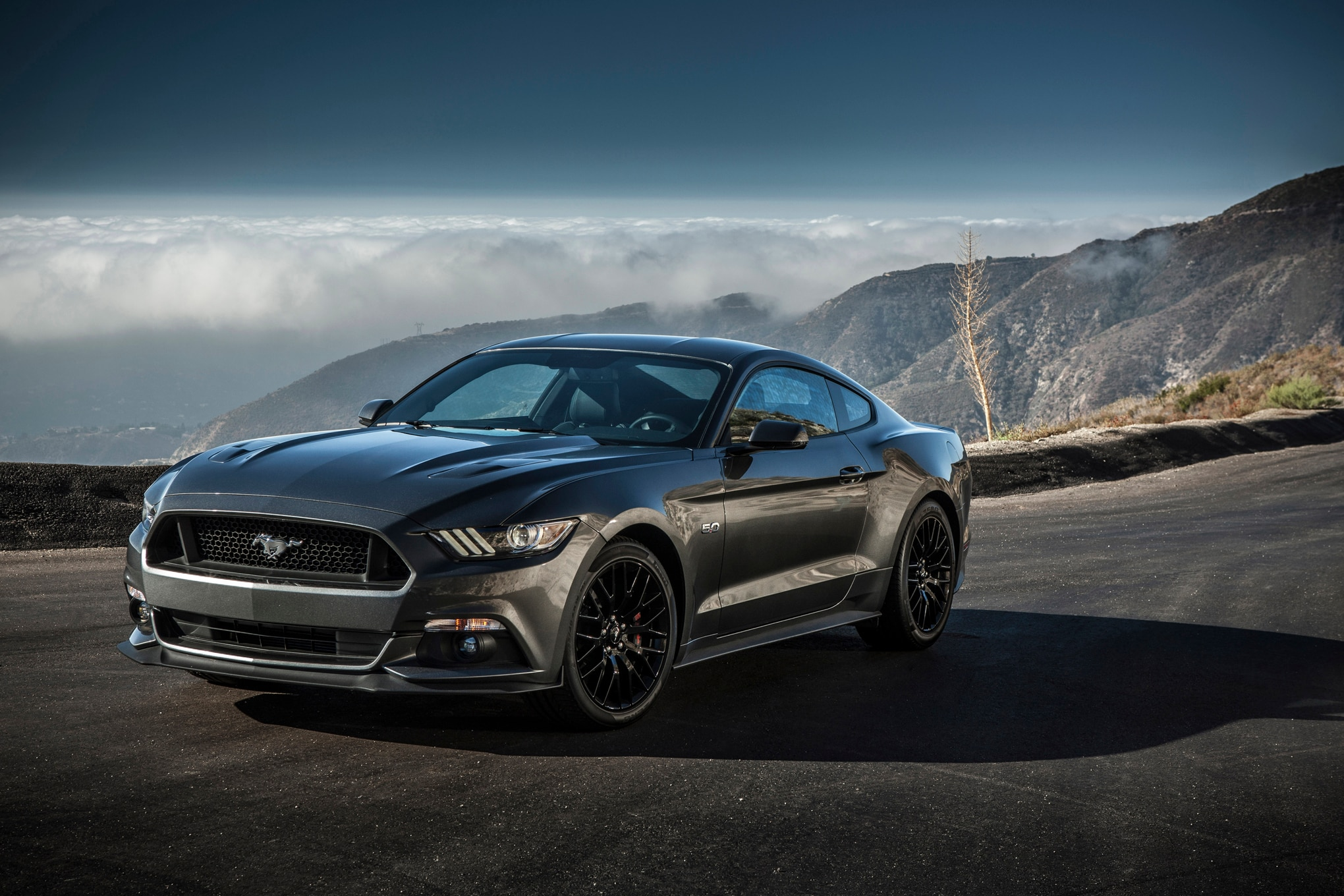 2015 ford mustang revealed automobile magazine. Black Bedroom Furniture Sets. Home Design Ideas