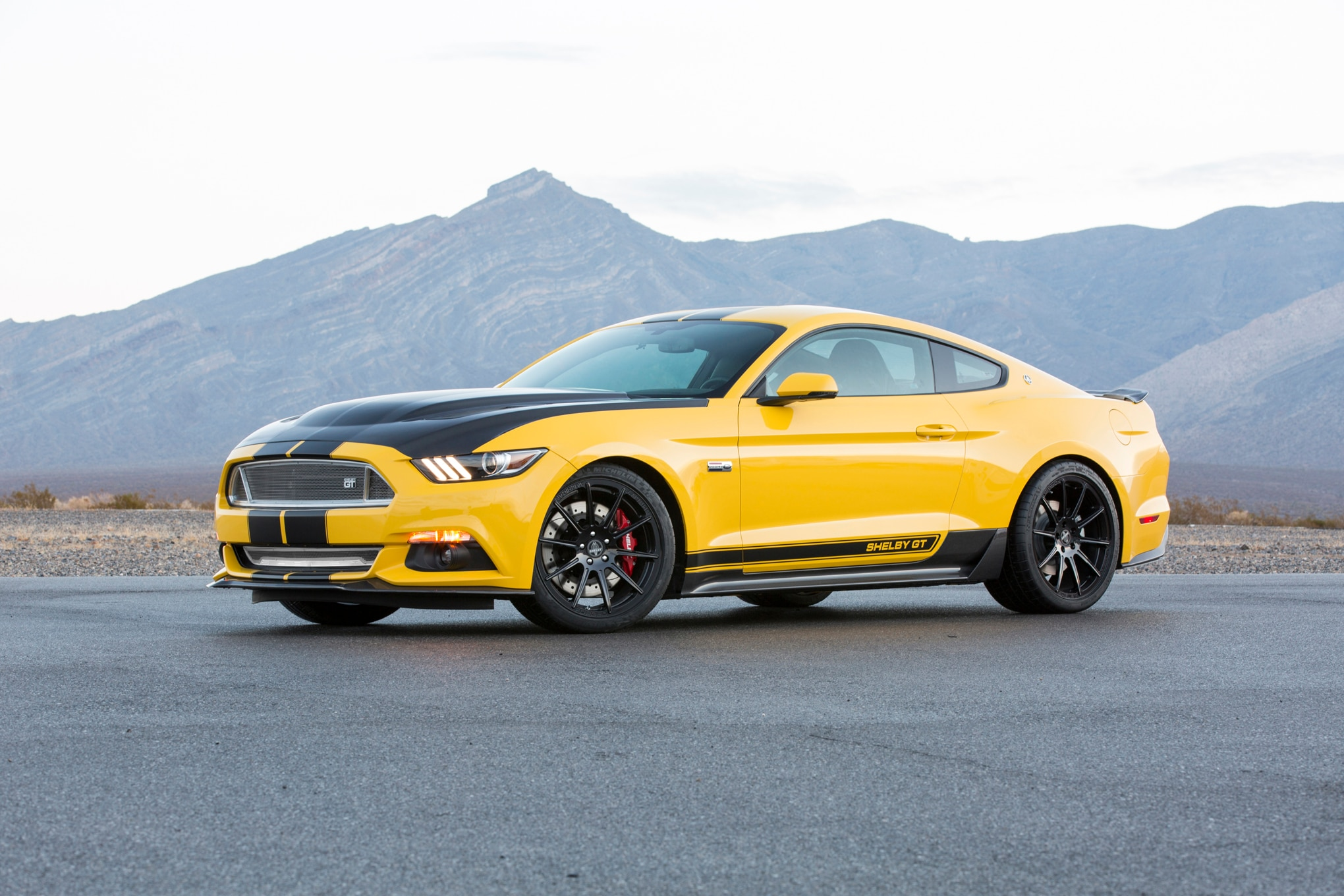 2015 ford shelby gt350 mustang begins production in flat rock - Mustang gt ...