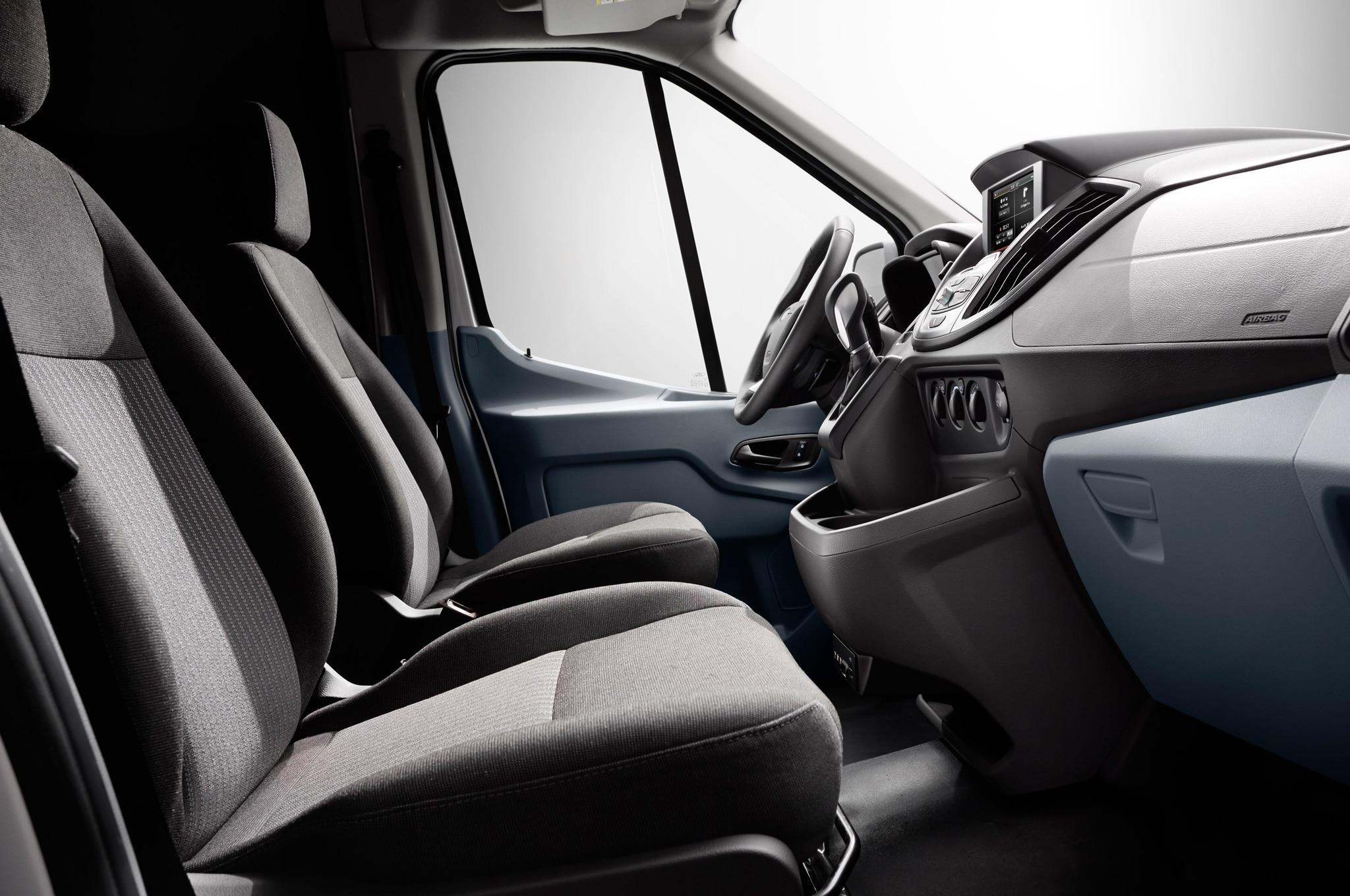 2015 Ford Transit Cargo Van Review