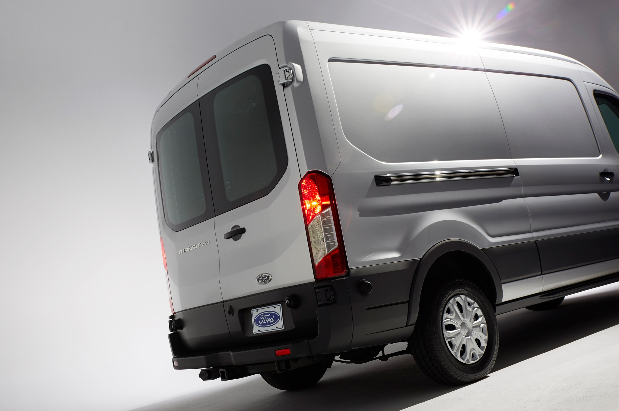 2015 Ford Transit Cargo Van Review - photo#44