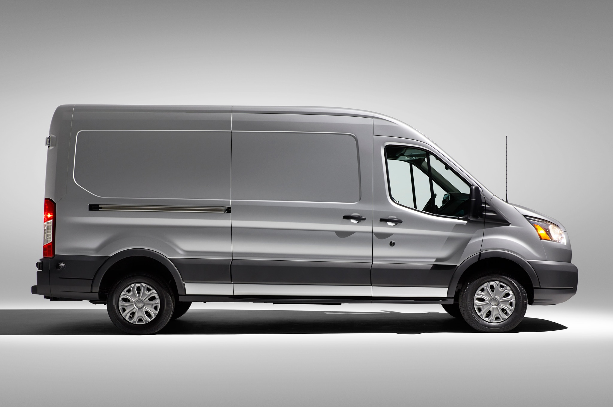 2015 Ford Transit Cargo Van Review - photo#6