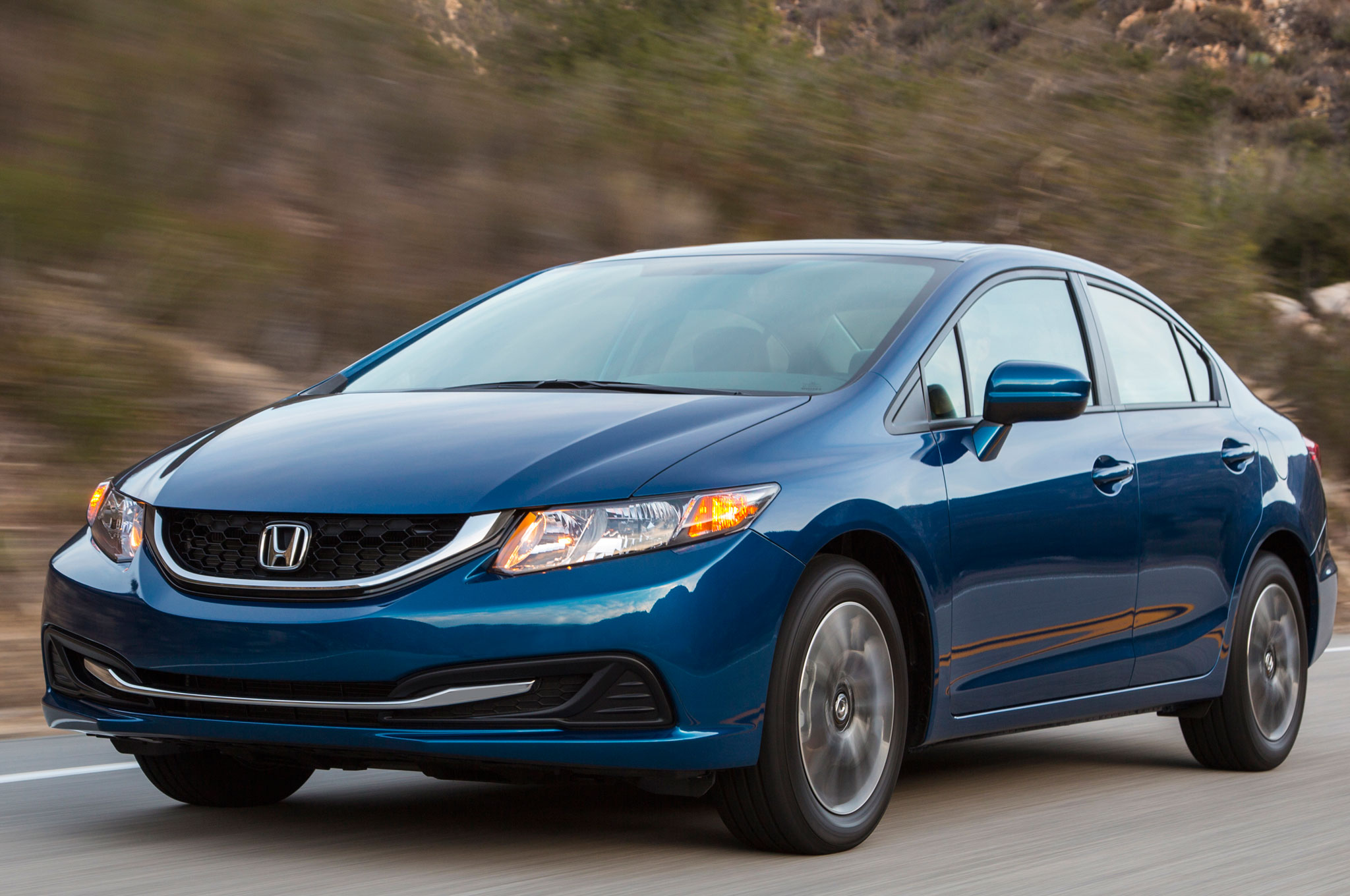 Honda Civic Sets World Record With 100-MPG Run Through 25 Countries