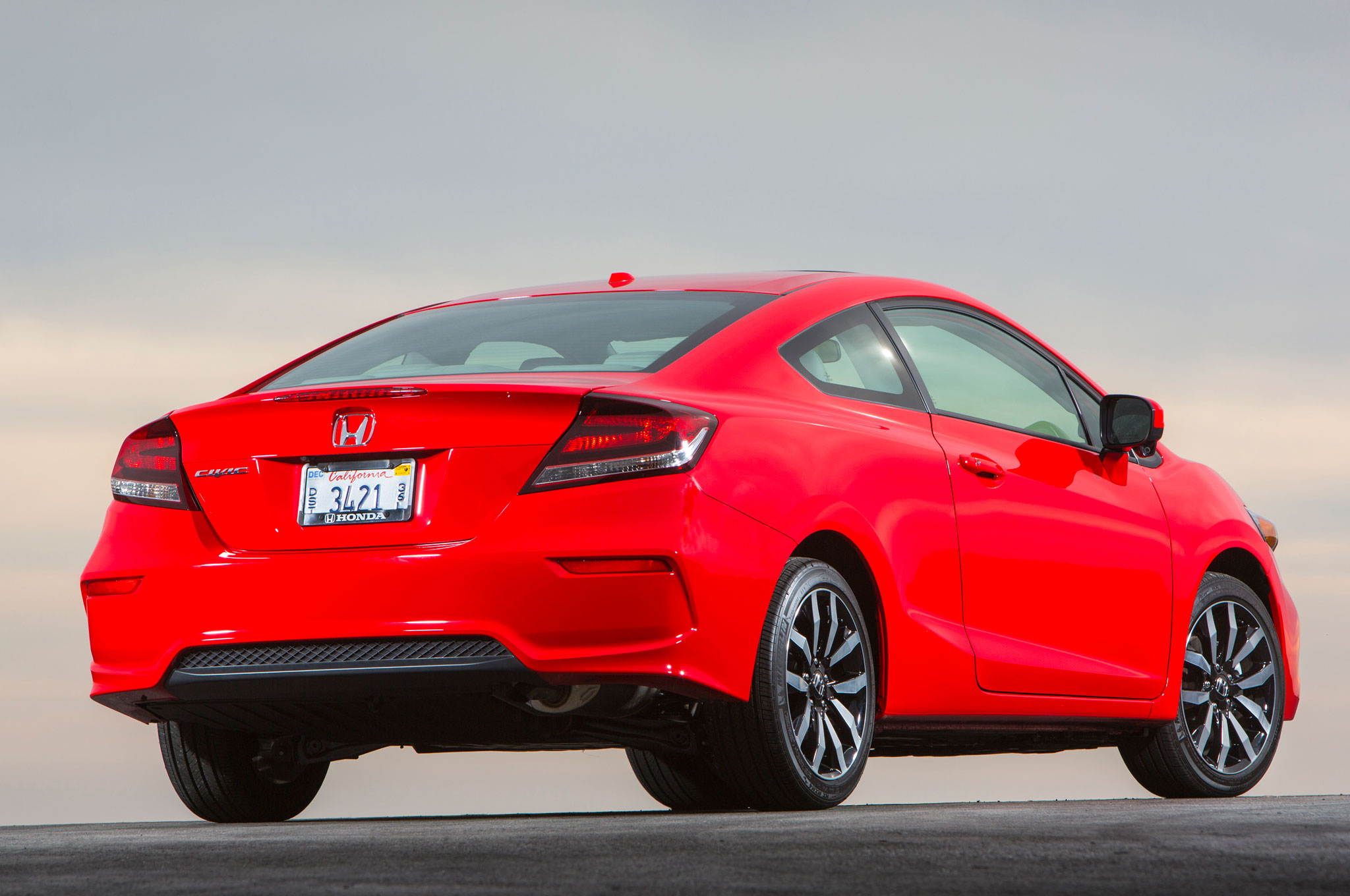 2015 honda civic si gets modest price increase. Black Bedroom Furniture Sets. Home Design Ideas