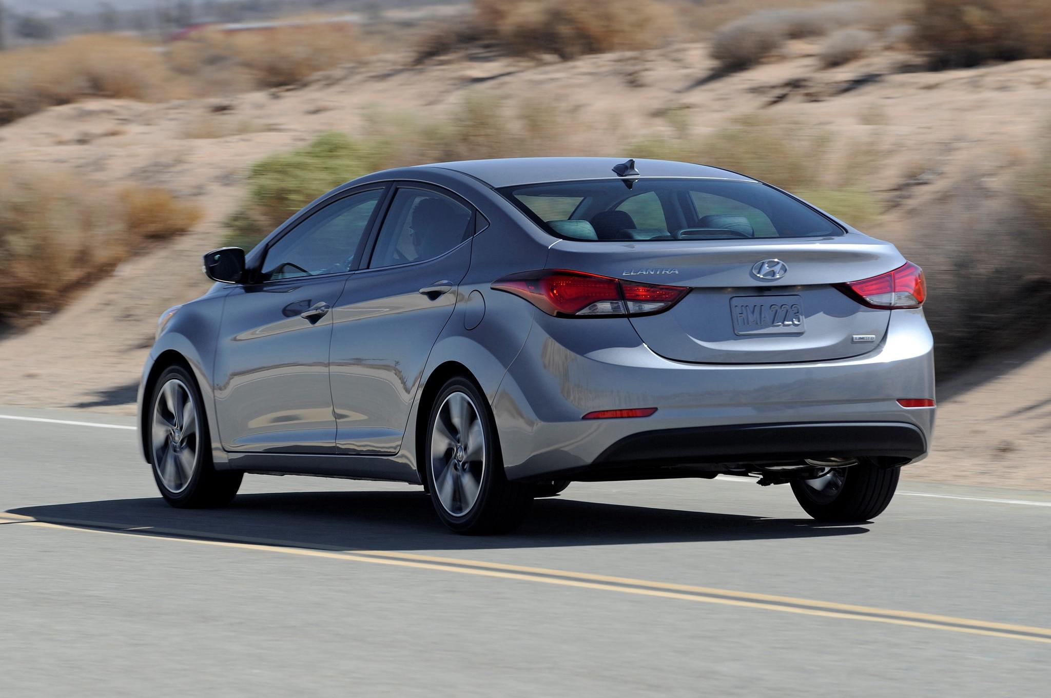 2015 Hyundai Elantra Priced from 18060