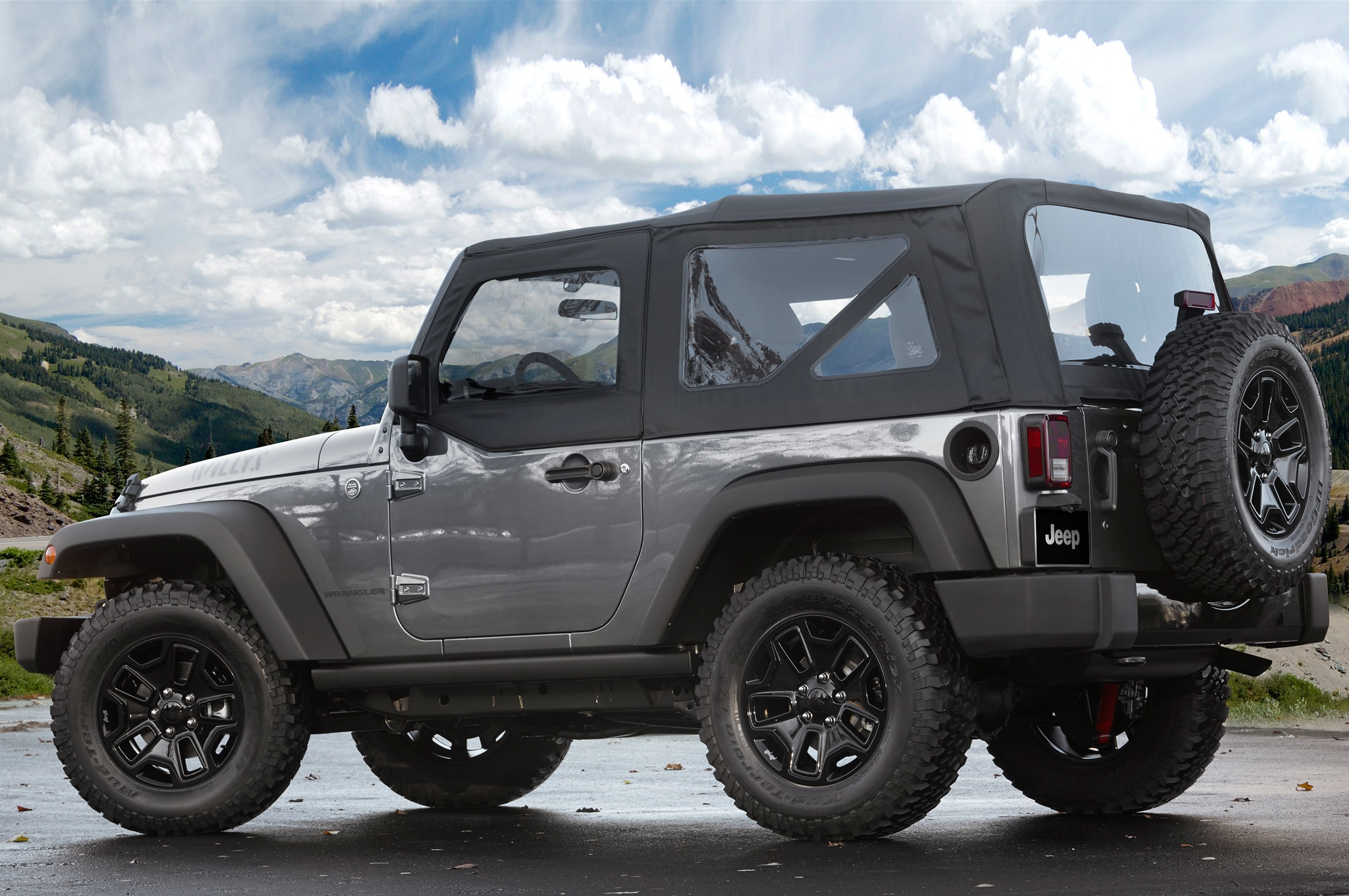 2015 jeep lineup updated. Black Bedroom Furniture Sets. Home Design Ideas