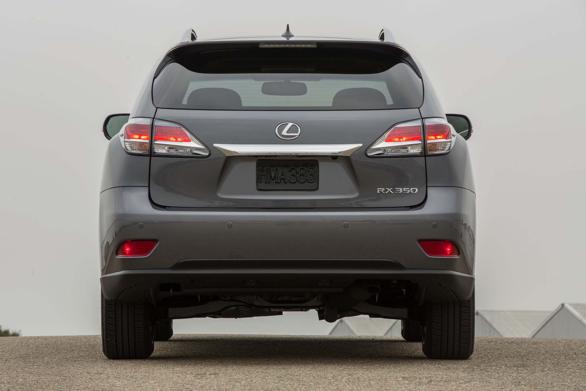 2015 lexus rx350 and rx450h updated automobile magazine. Black Bedroom Furniture Sets. Home Design Ideas