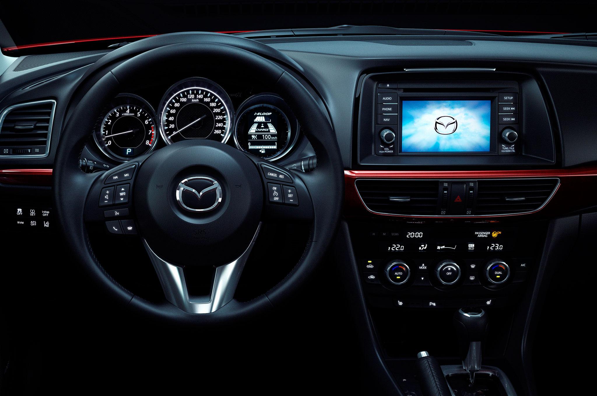 mazda 6 2015 silver. 2015 mazda6 steering wheel and navigation mazda 6 silver