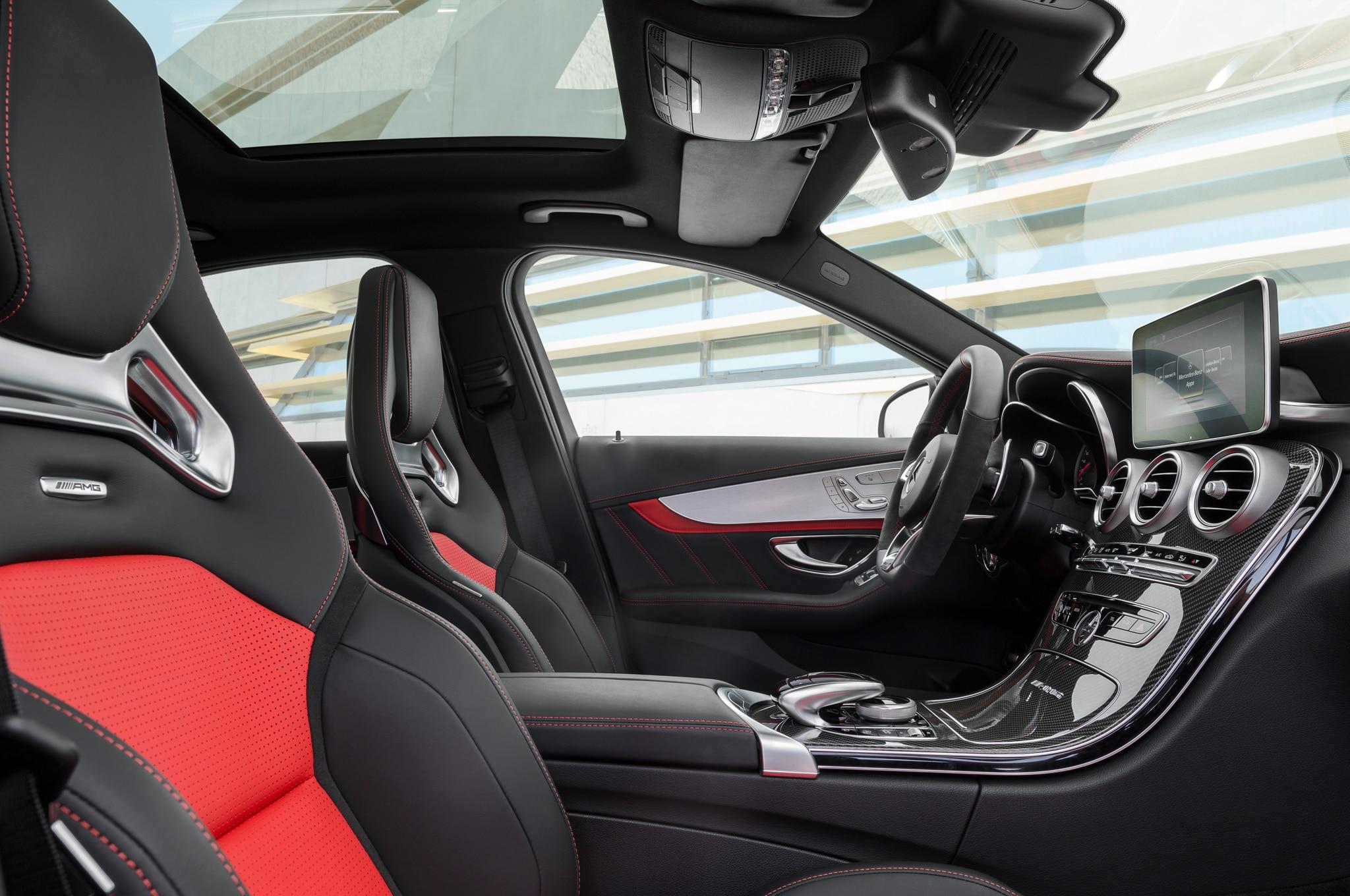 Benz cla class cla 250 edition 1 interior 1920x1080 59 of 183 - 2015 Mercedes Amg C63 S 41 250