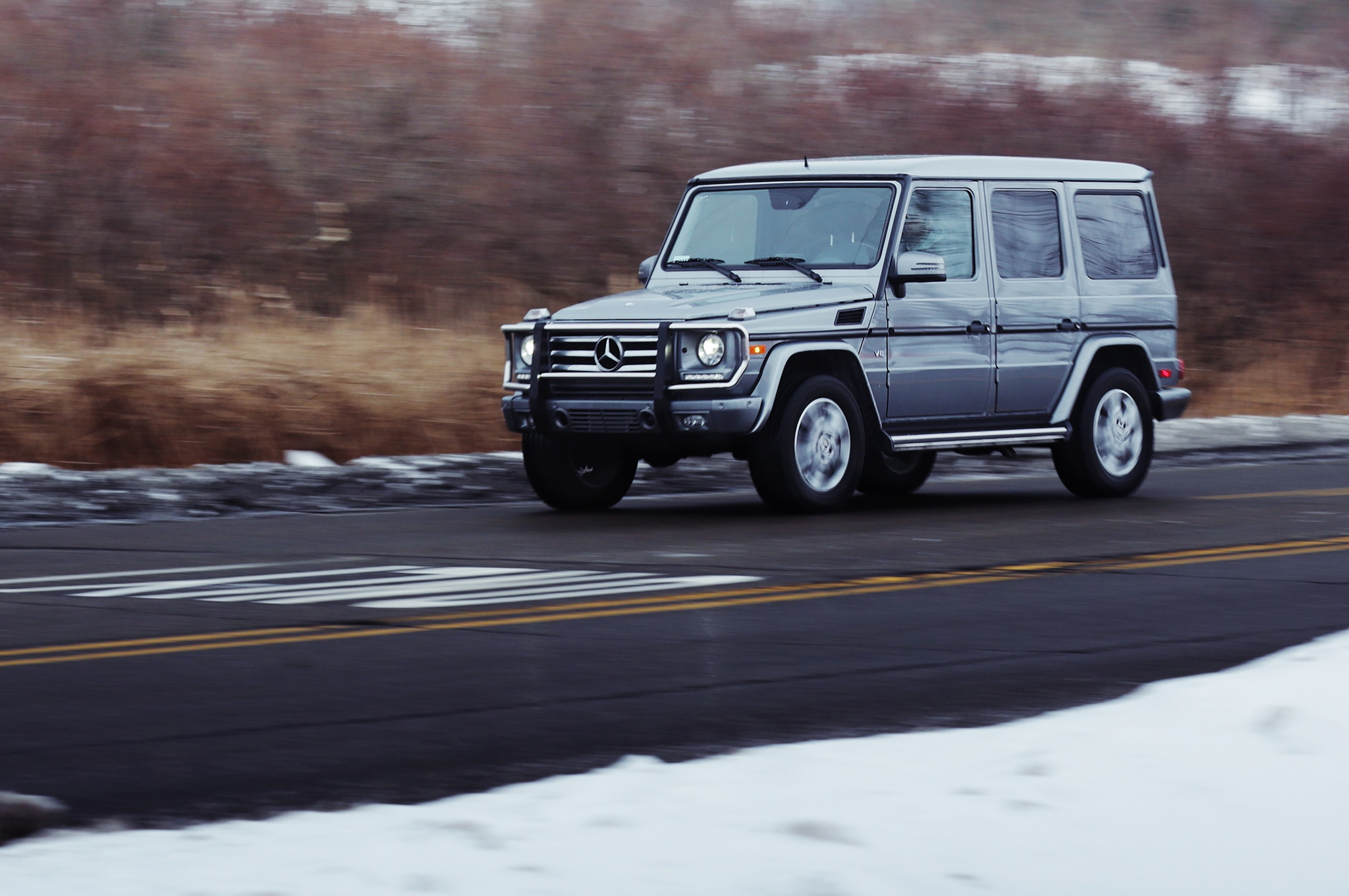 2015 mercedes benz g550 around the block