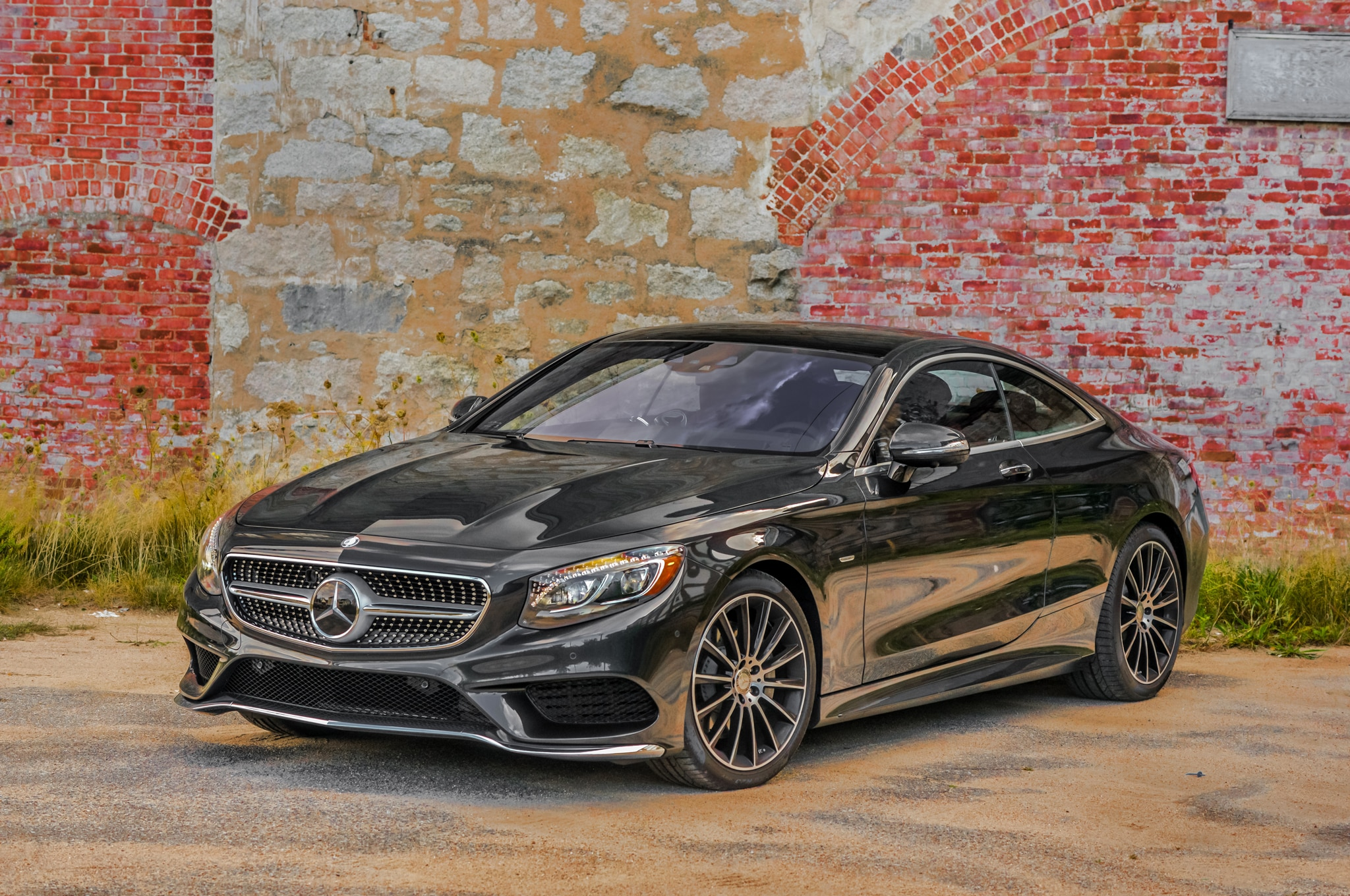 2015 mercedes benz s class coupe to debut at 2014 geneva. Black Bedroom Furniture Sets. Home Design Ideas