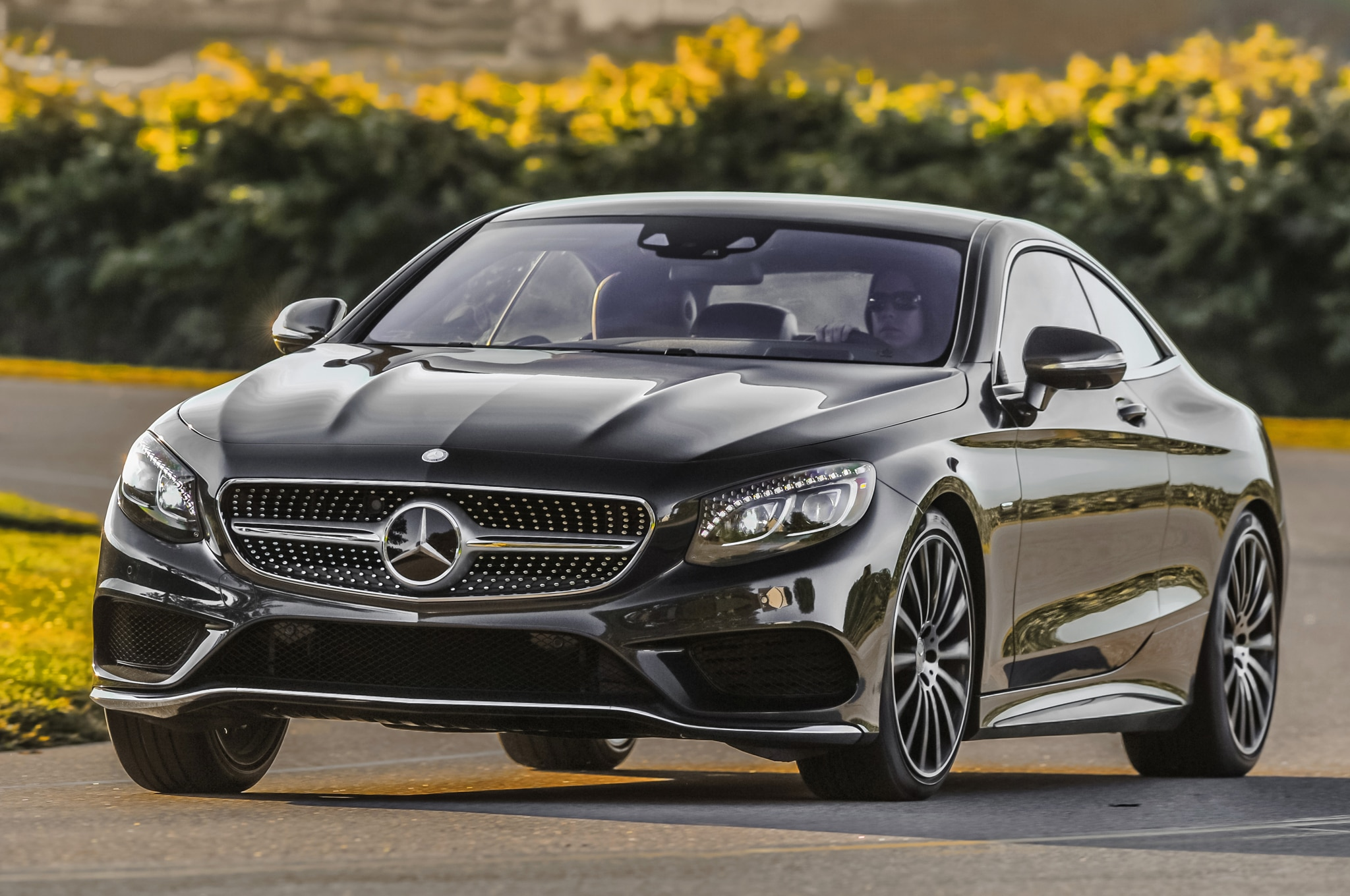 2015 Mercedes-Benz S-Class Coupe To Debut At 2014 Geneva