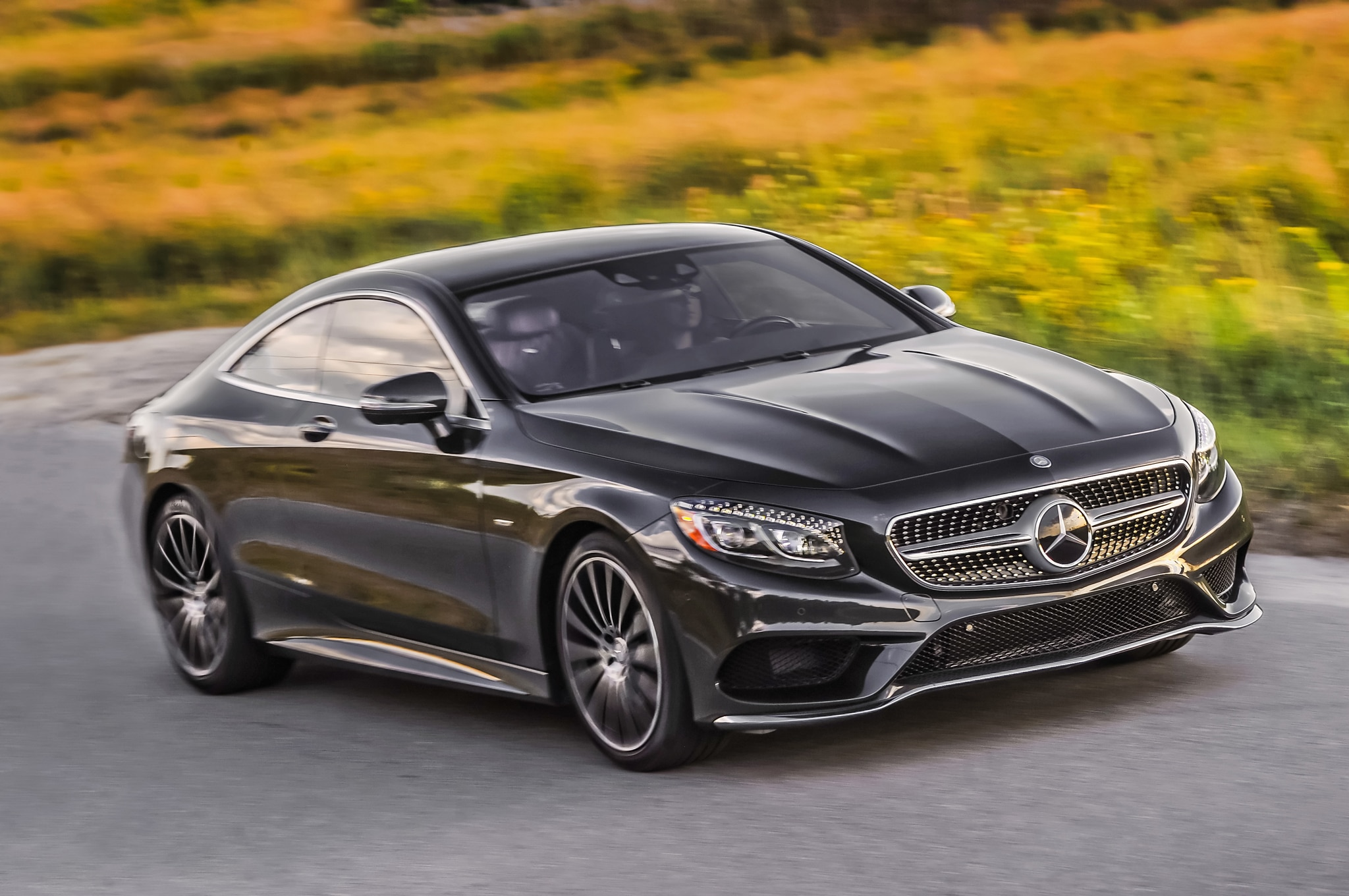 2015 mercedes benz s class coupe to debut at 2014 geneva for Mercedes benz s550 pictures