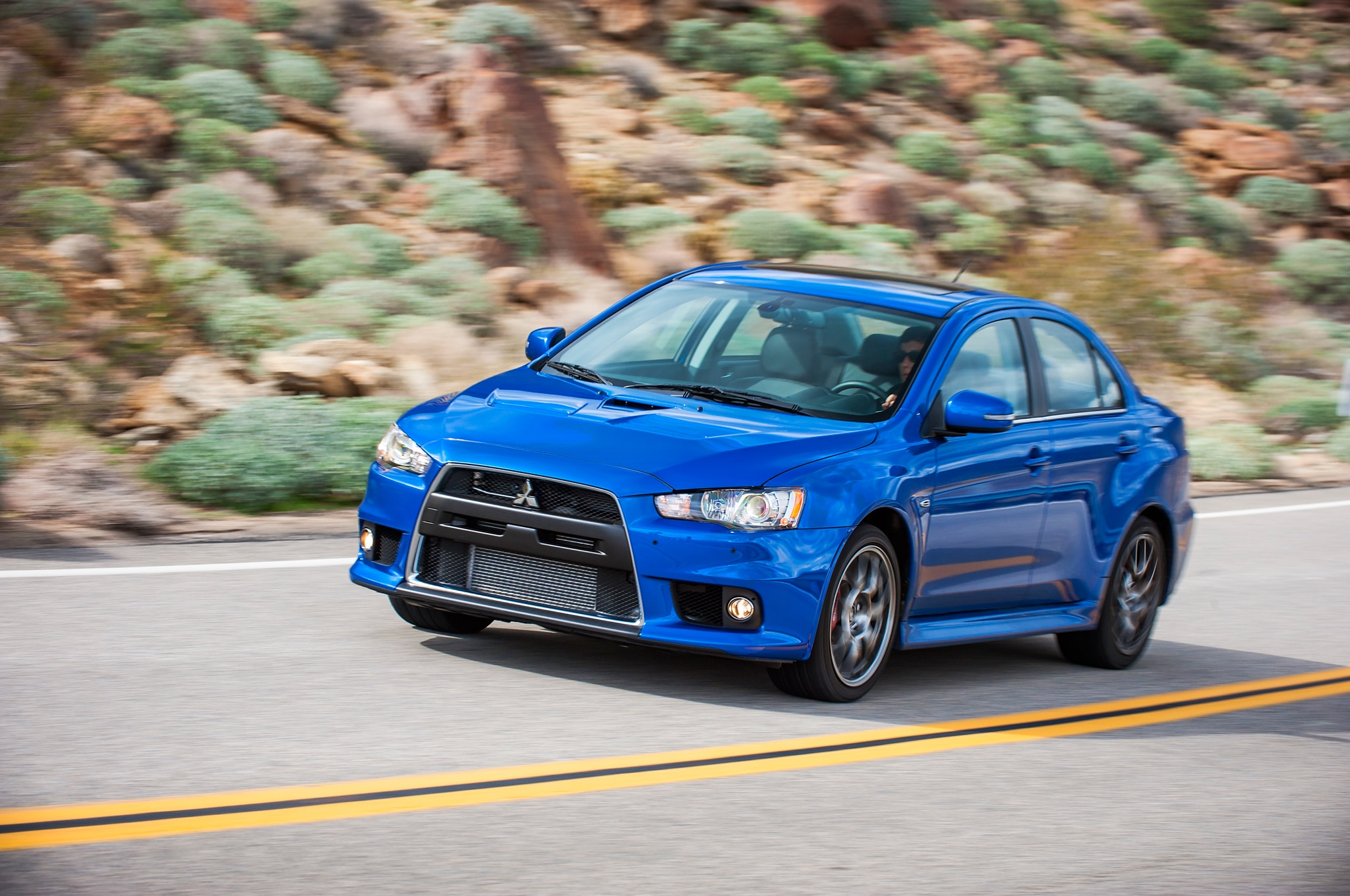 2015 mitsubishi lancer evolution receives tweaks in final year. Black Bedroom Furniture Sets. Home Design Ideas