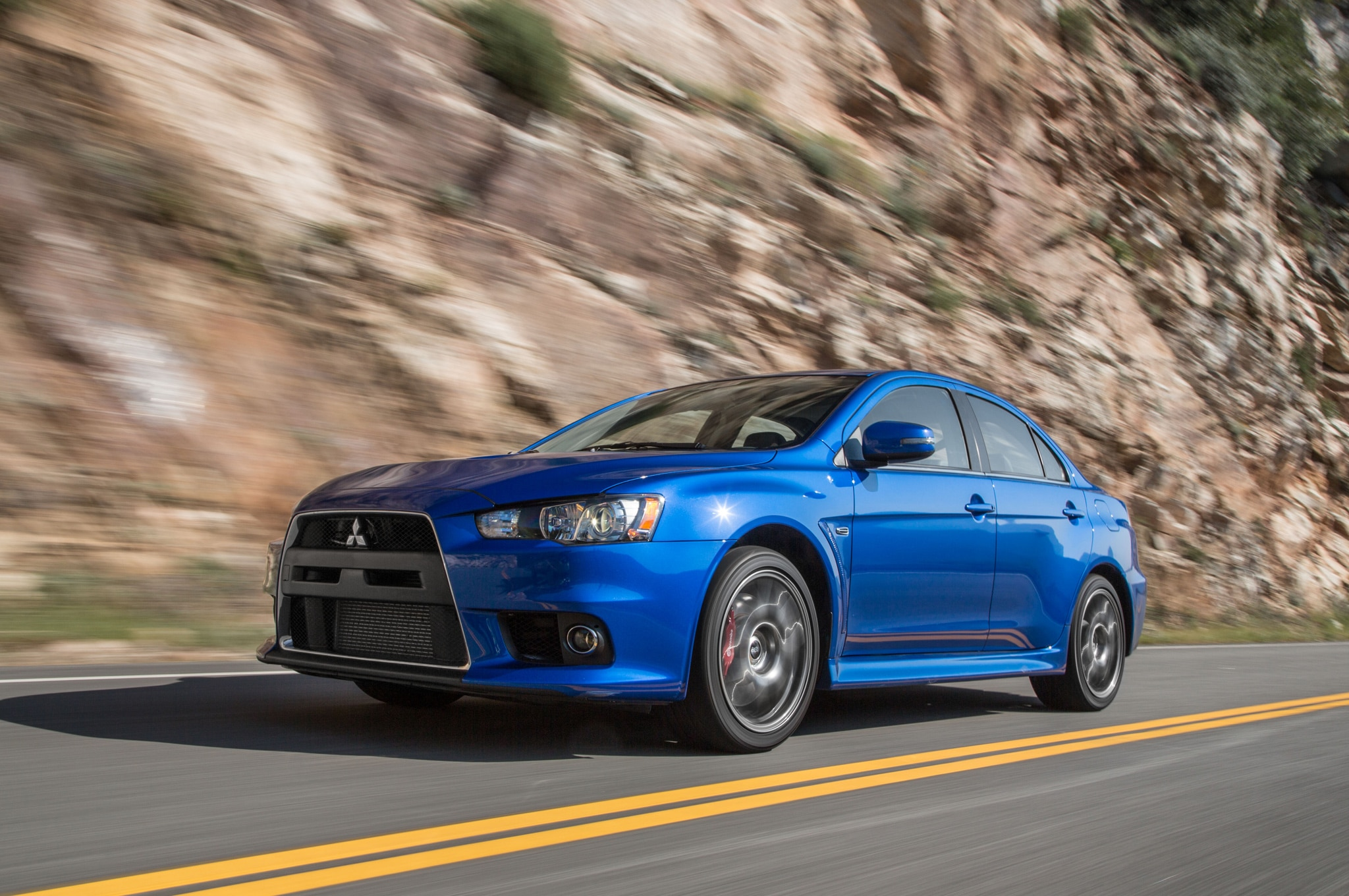 A Cult Education: 2015 Mitsubishi Lancer Evolution MR