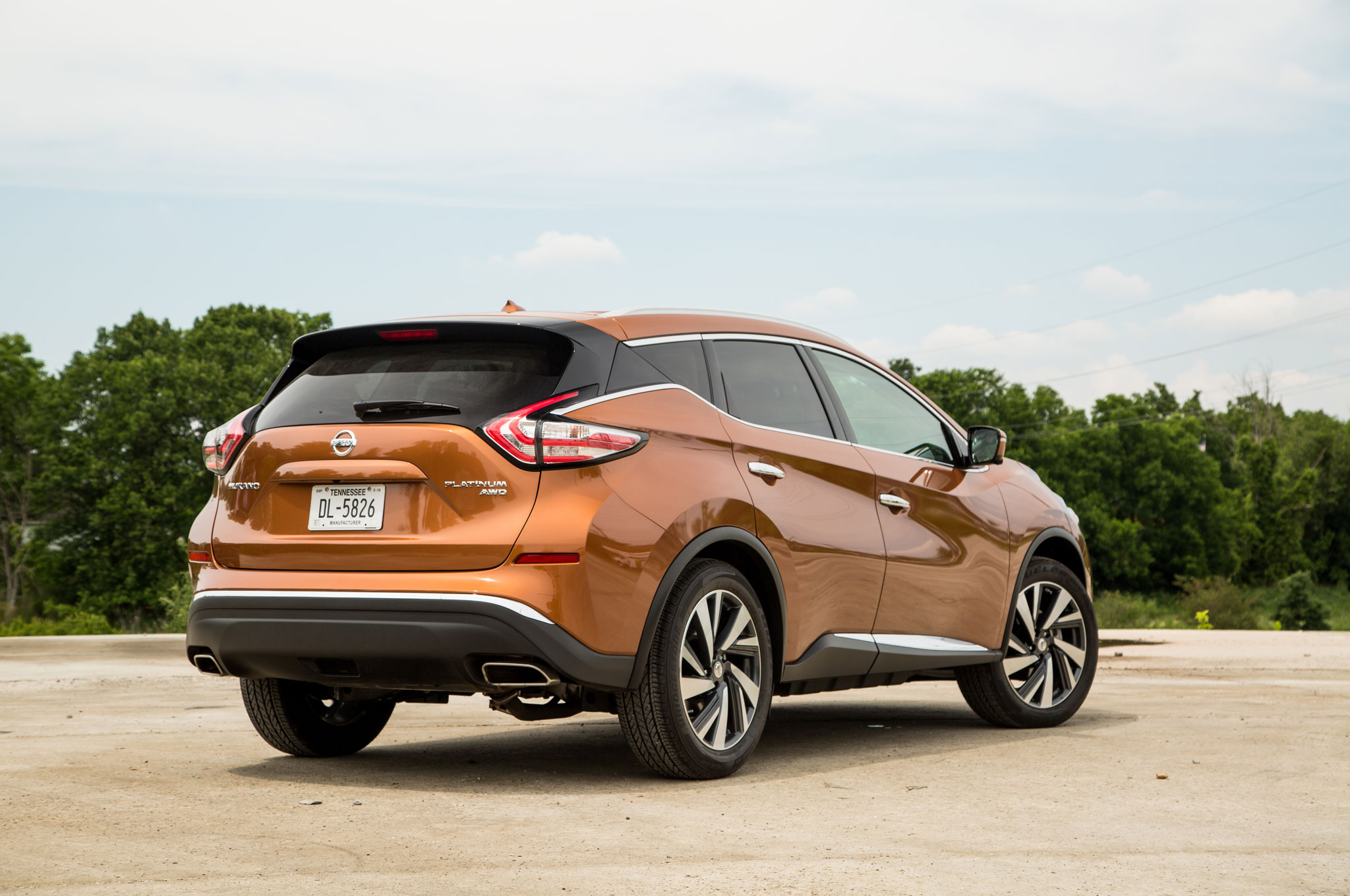 2015 Nissan Murano Review
