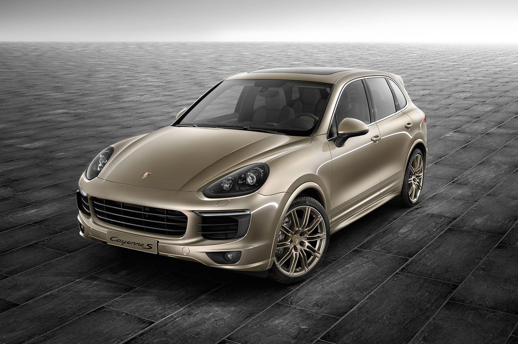 Simple 2015 Porsche Cayenne GTS Adds TwinTurbo V6