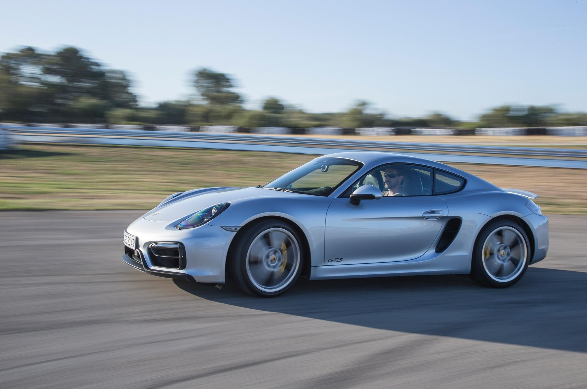 2015 porsche cayman gts - 2015 Porsche Cayman Silver