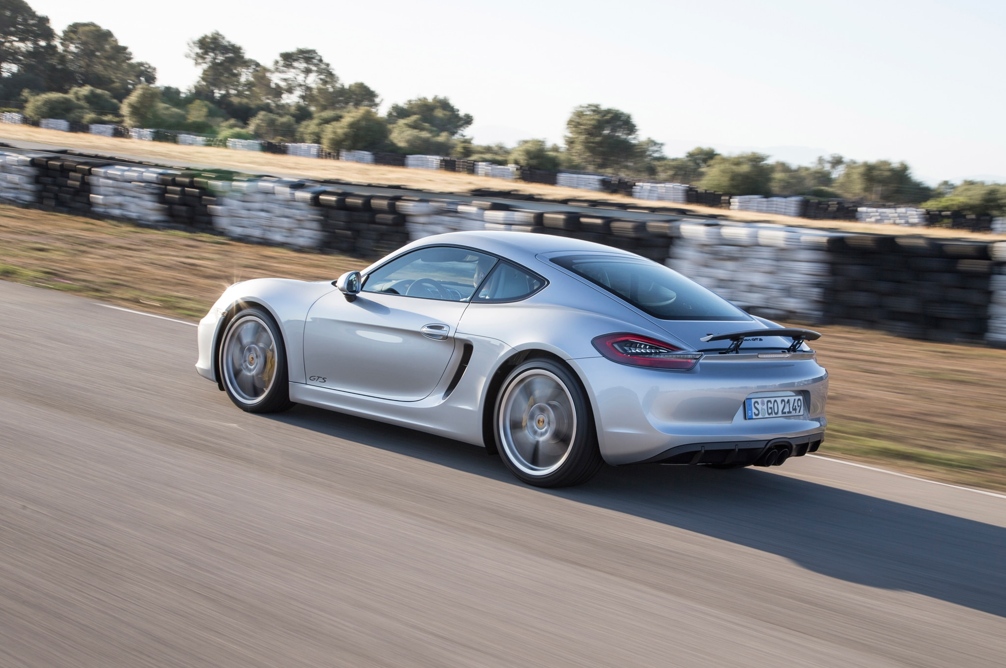 porsche cayman gt4 spied again without camouflage. Black Bedroom Furniture Sets. Home Design Ideas