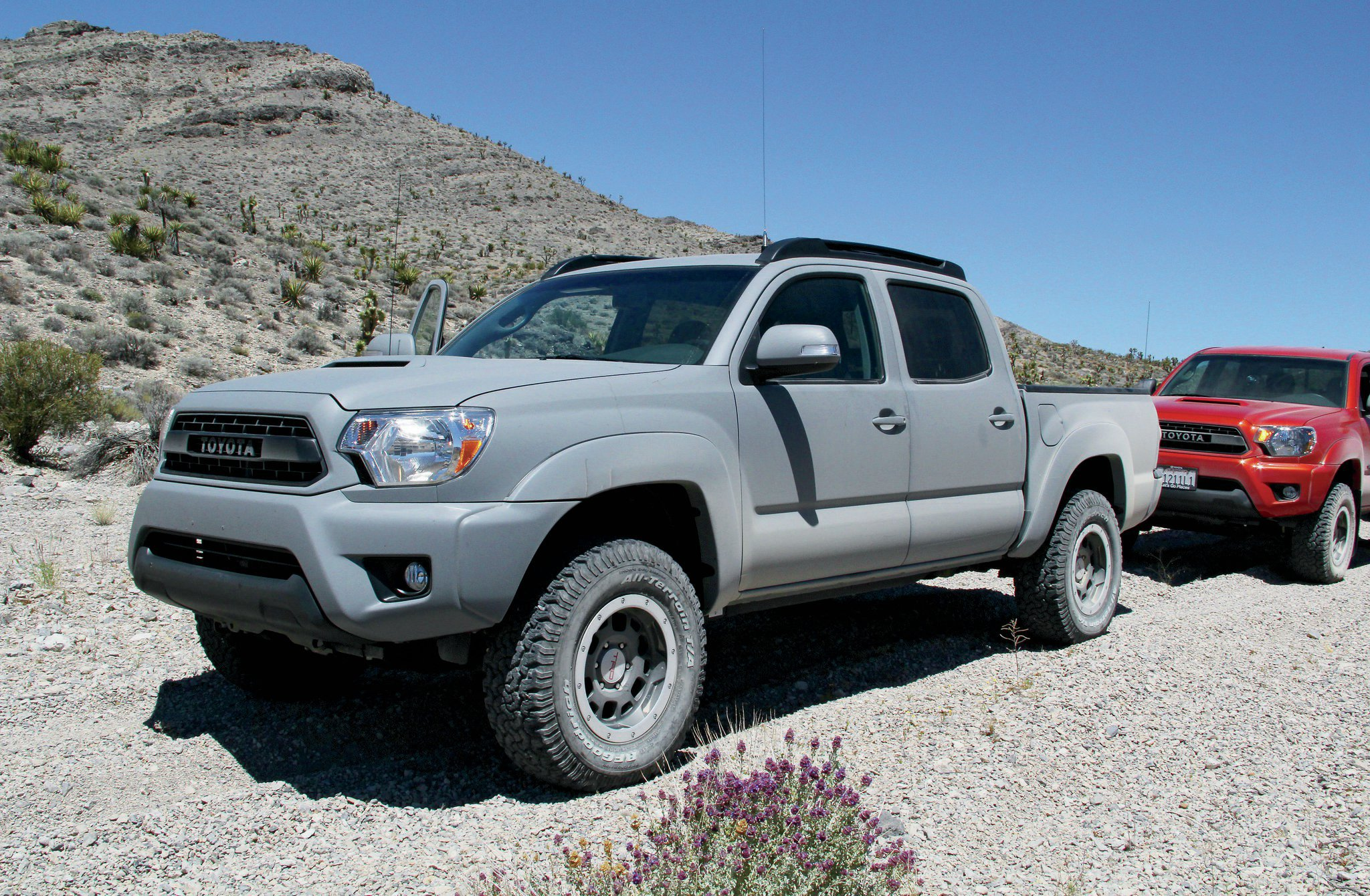 2015 toyota 4runner tacoma tundra trd pro review automobile. Black Bedroom Furniture Sets. Home Design Ideas