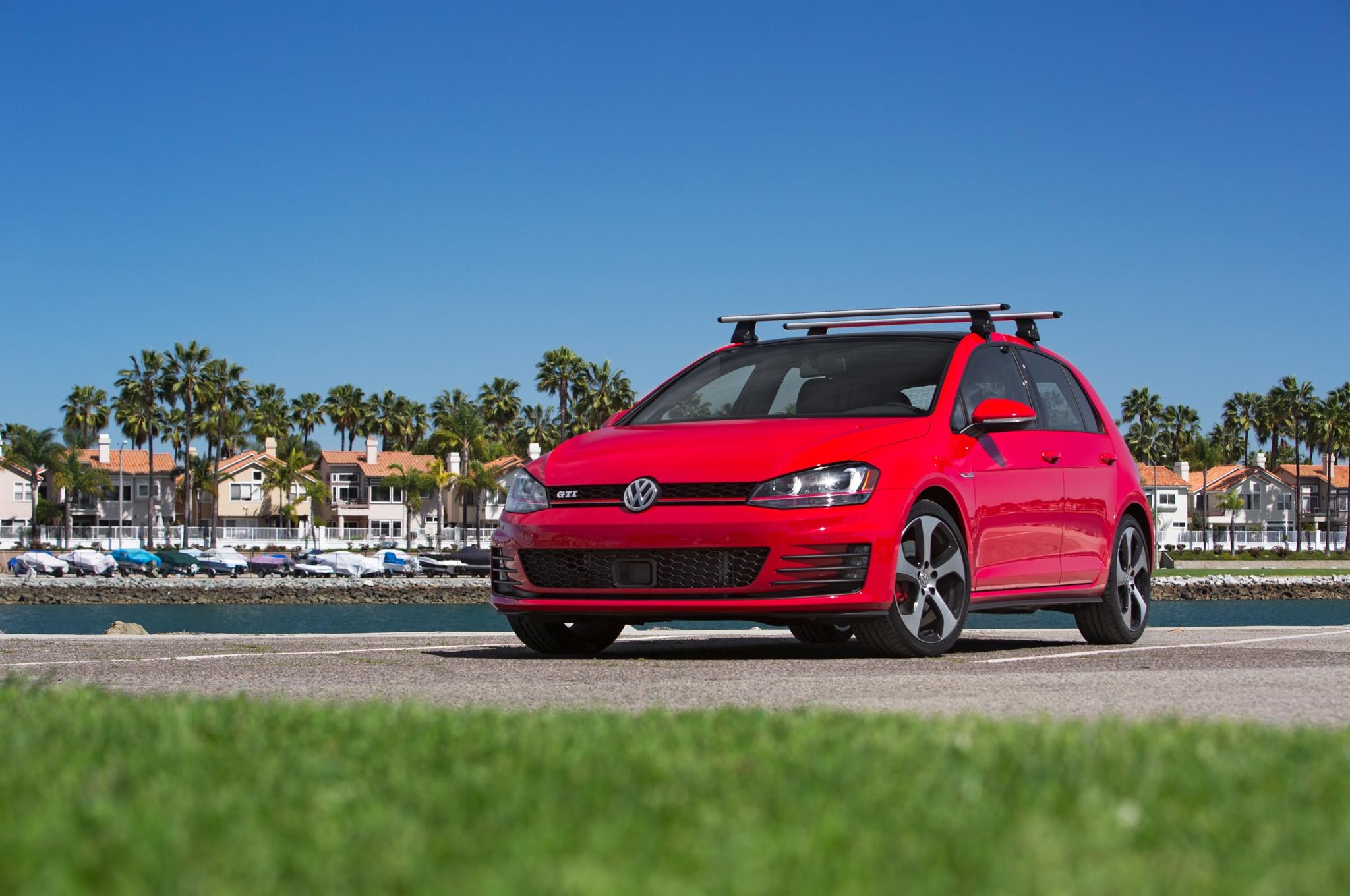 Volkswagen Golf GTI 2015 AUTOMOBILE All Star