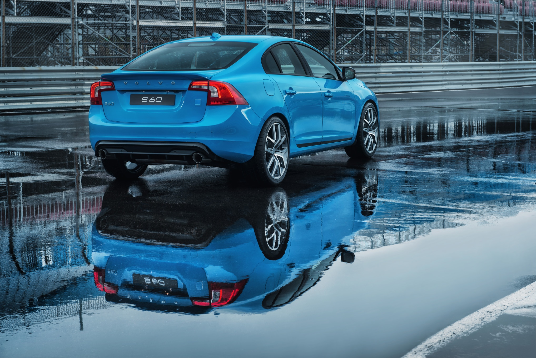 the polestar quick and expert dad brendan mcaleer review volvo