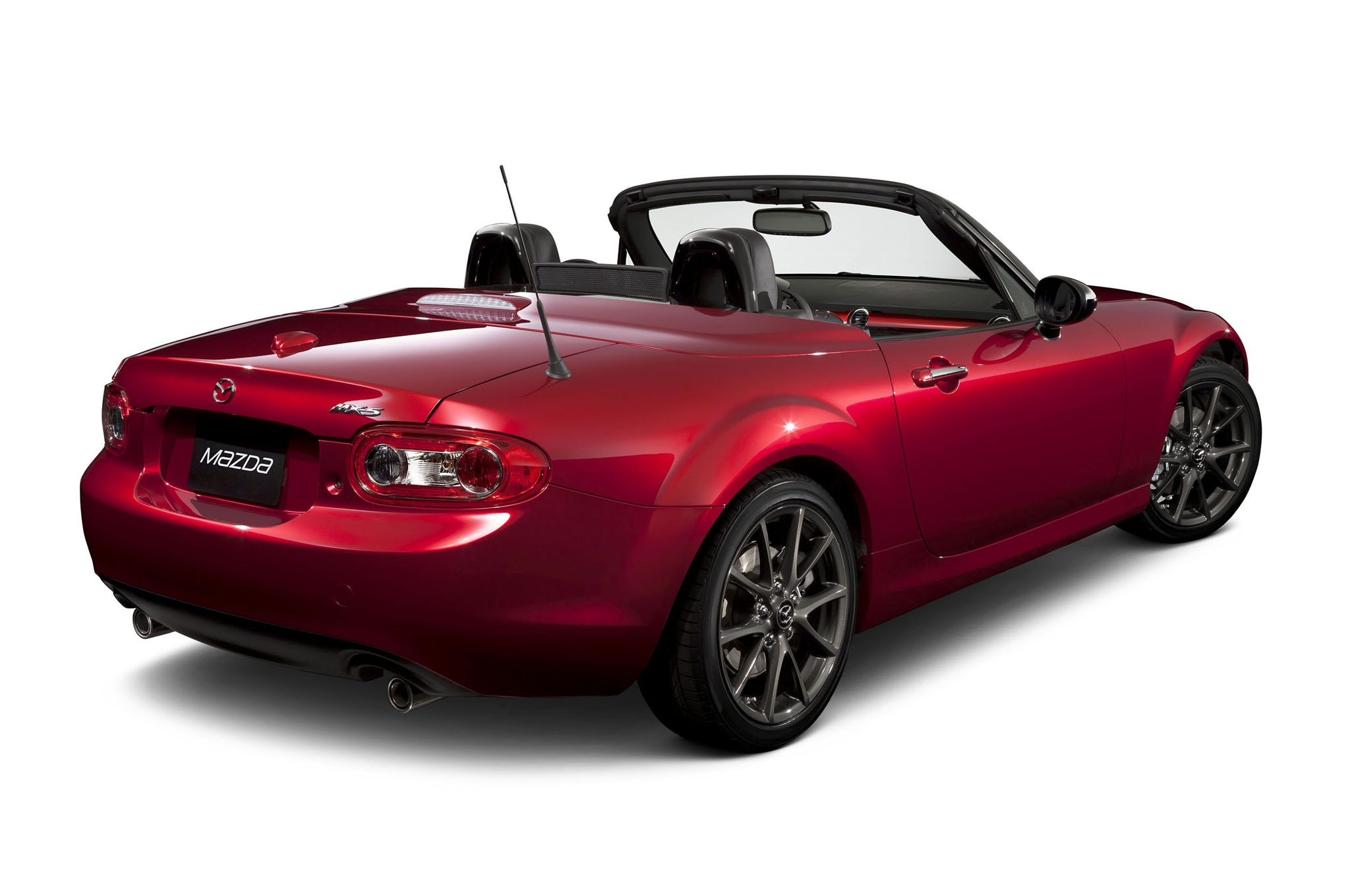 next gen mazda miata prototype spied in california. Black Bedroom Furniture Sets. Home Design Ideas