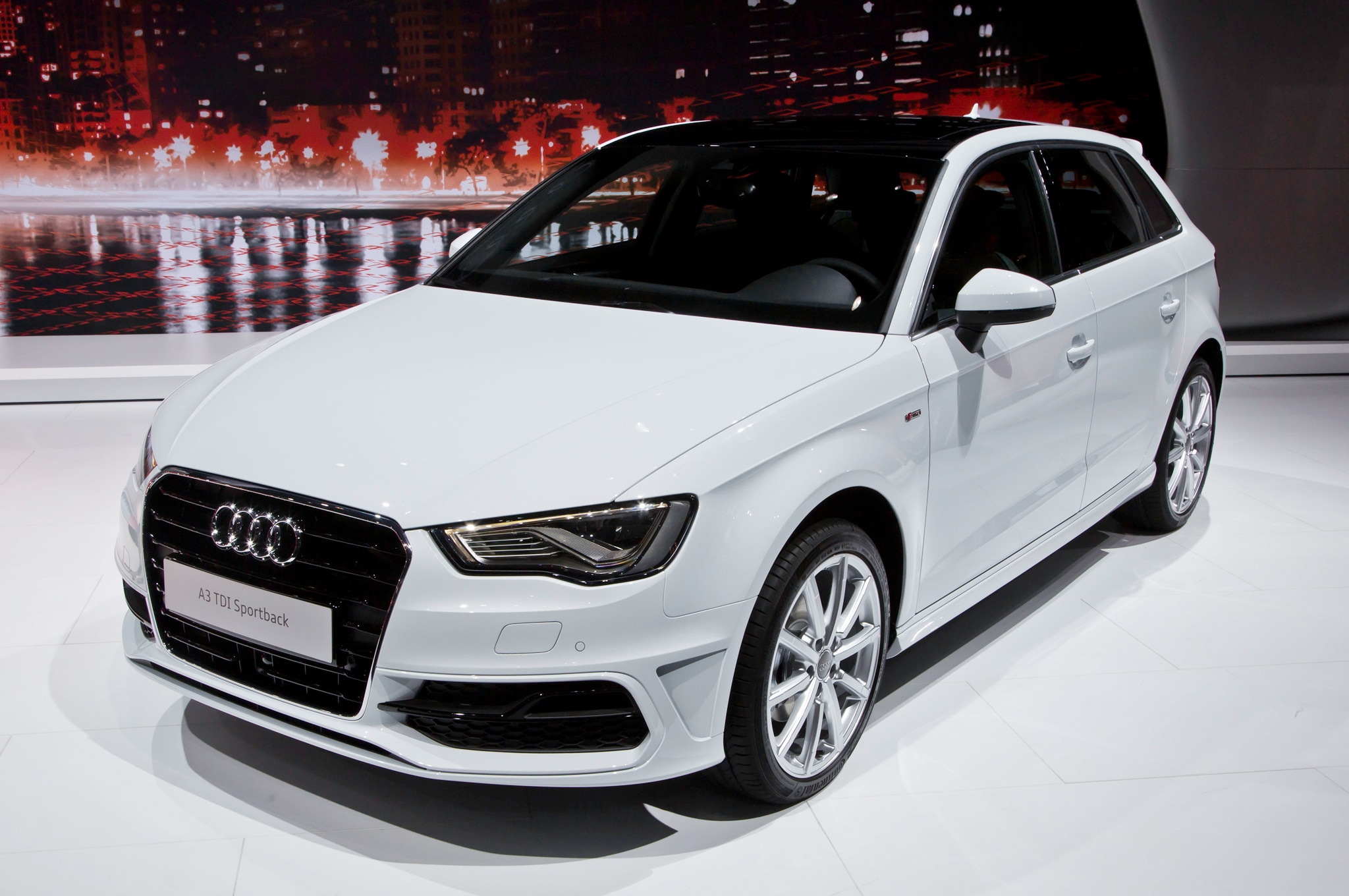 2016 Audi A3 Tdi Hatchback Joins Lineup Automobile Magazine