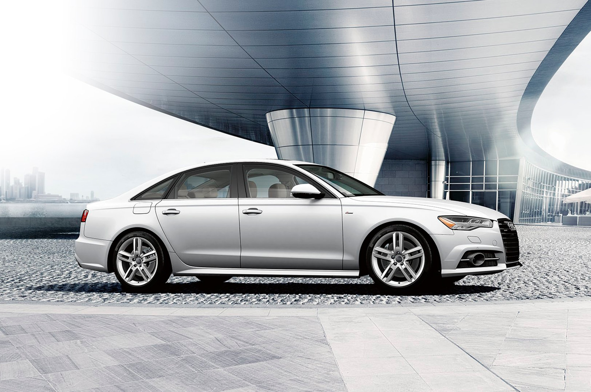 2016 audi a6 and a7 get upgraded engines bound for l a show. Black Bedroom Furniture Sets. Home Design Ideas
