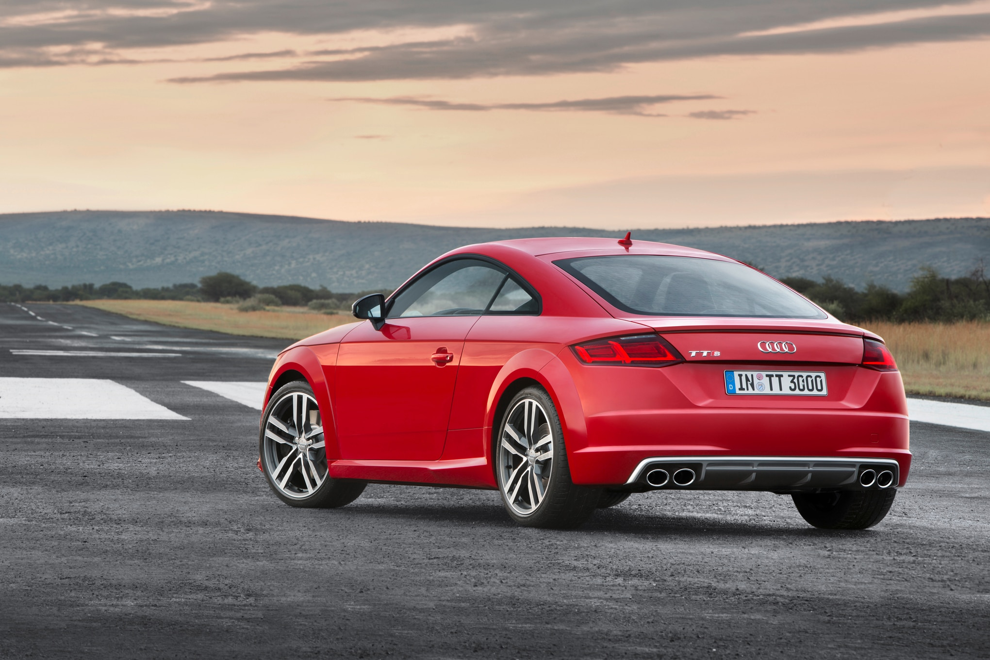 Awesome 2016 Audi TT And TTS Roadster Headed For Paris Auto Show