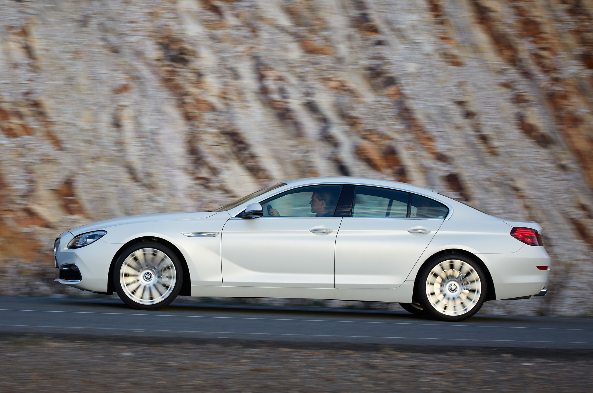 2016 BMW 6 Series Gran Coupe Driver Profile In Motion 10