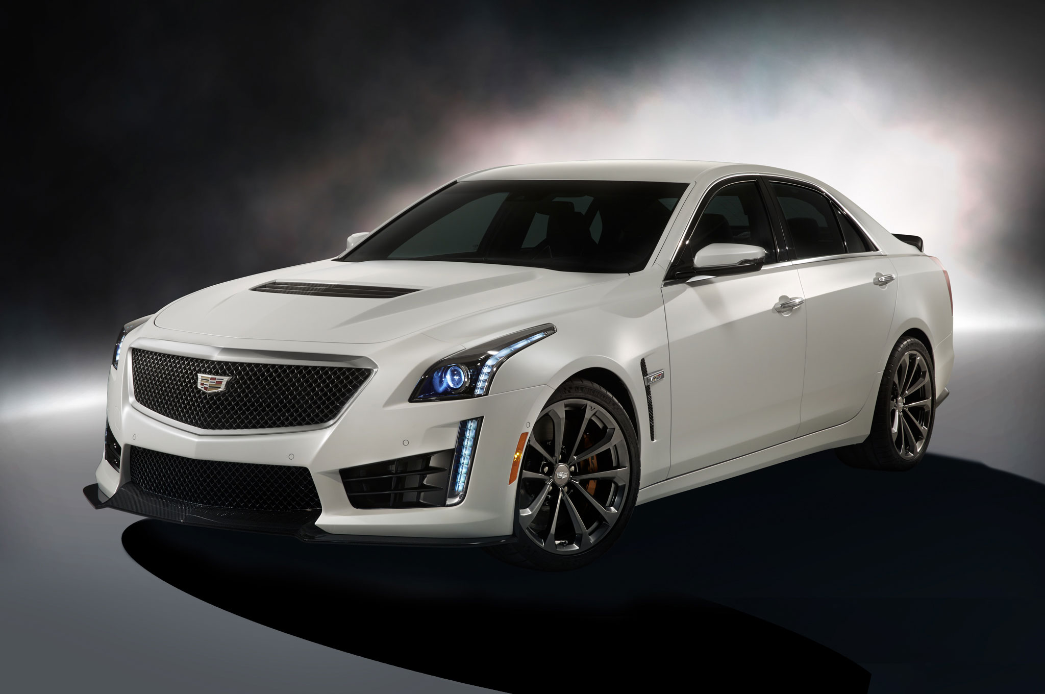 Brilliant Alive And Kicking 2016 Cadillac CTSV Review