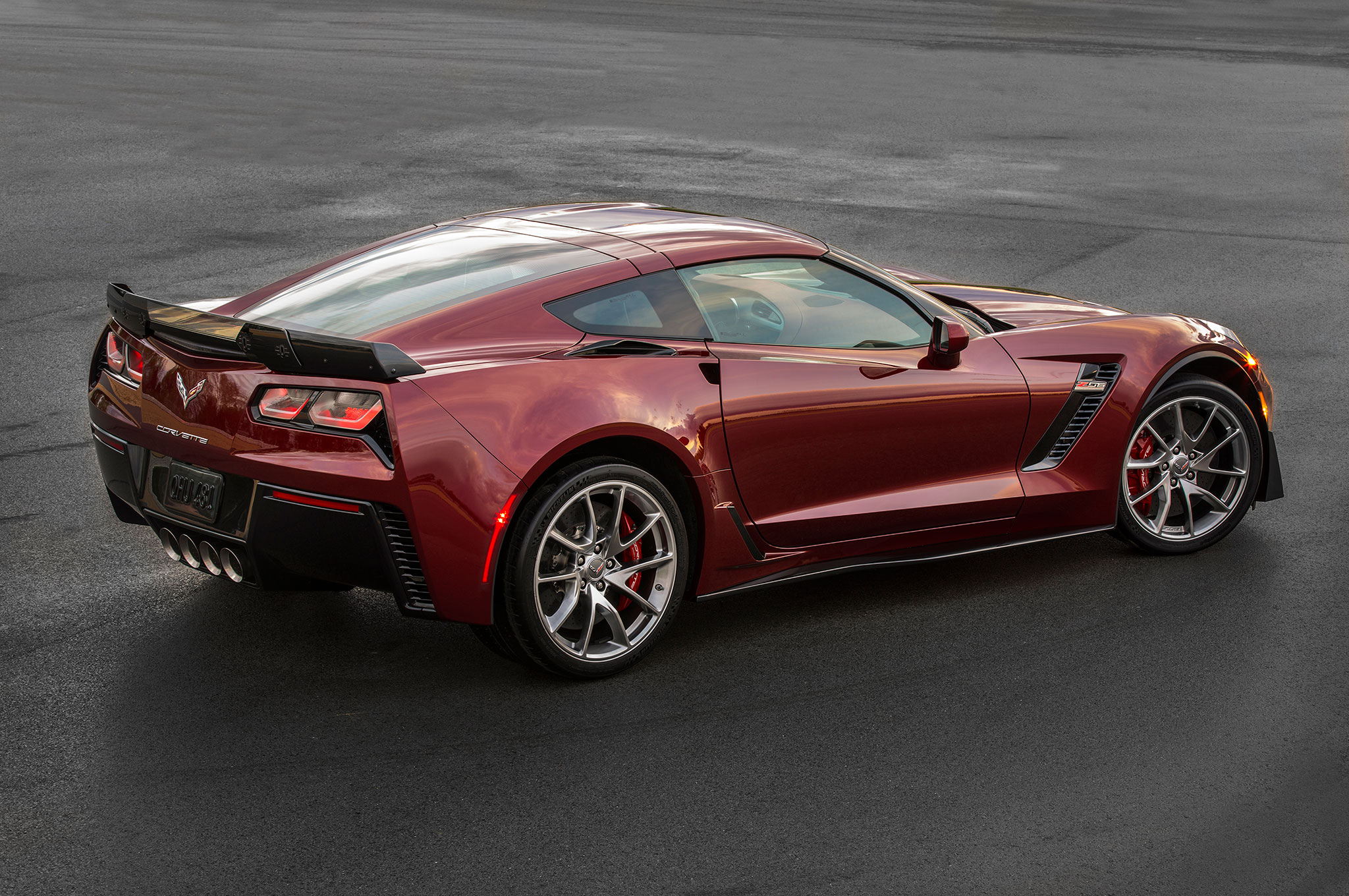 e Week With 2016 Chevrolet Corvette Convertible Z51
