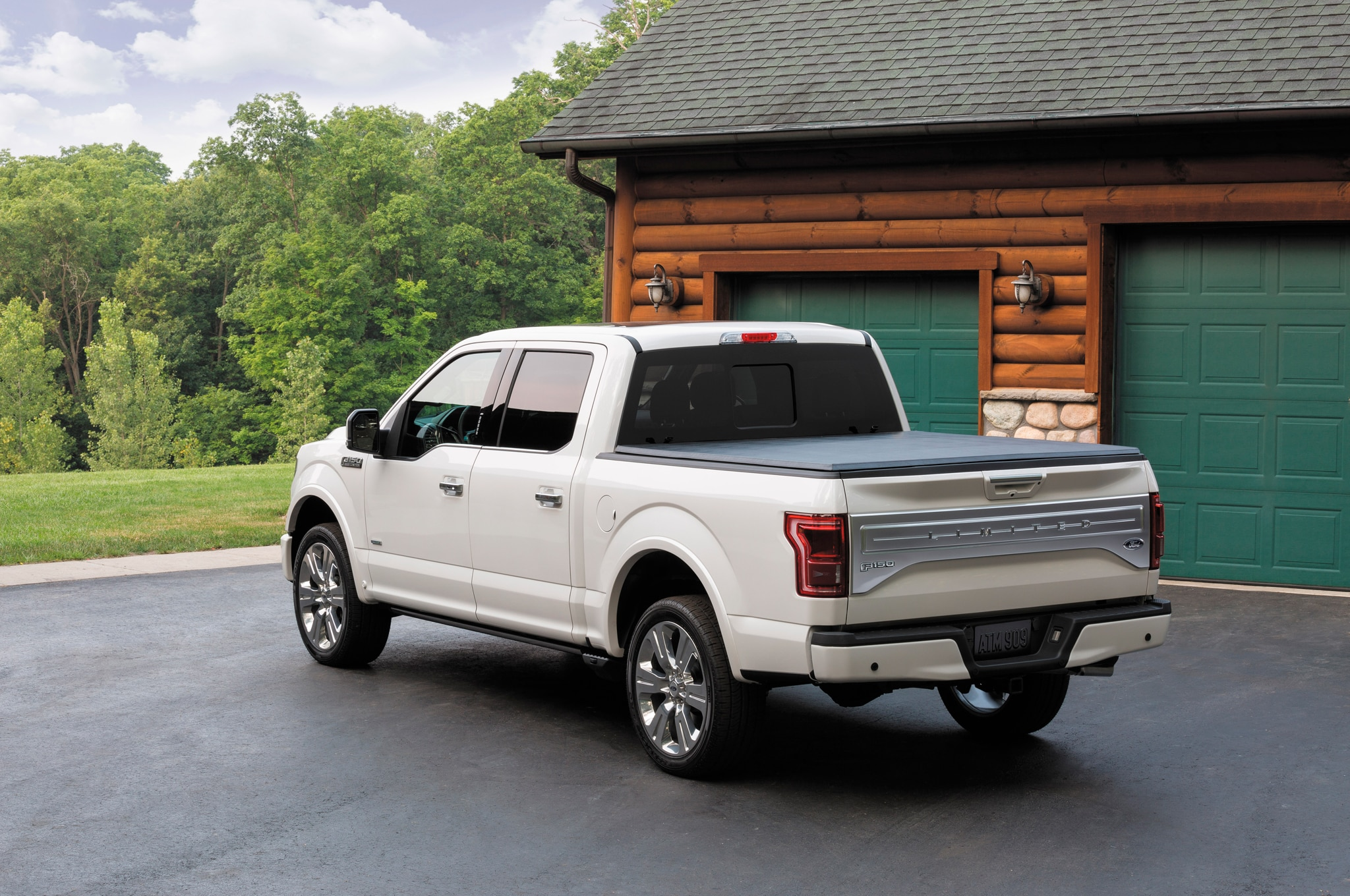 one week with 2016 ford f 150 xl review. Black Bedroom Furniture Sets. Home Design Ideas