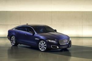 2016 Jaguar XJ-Series