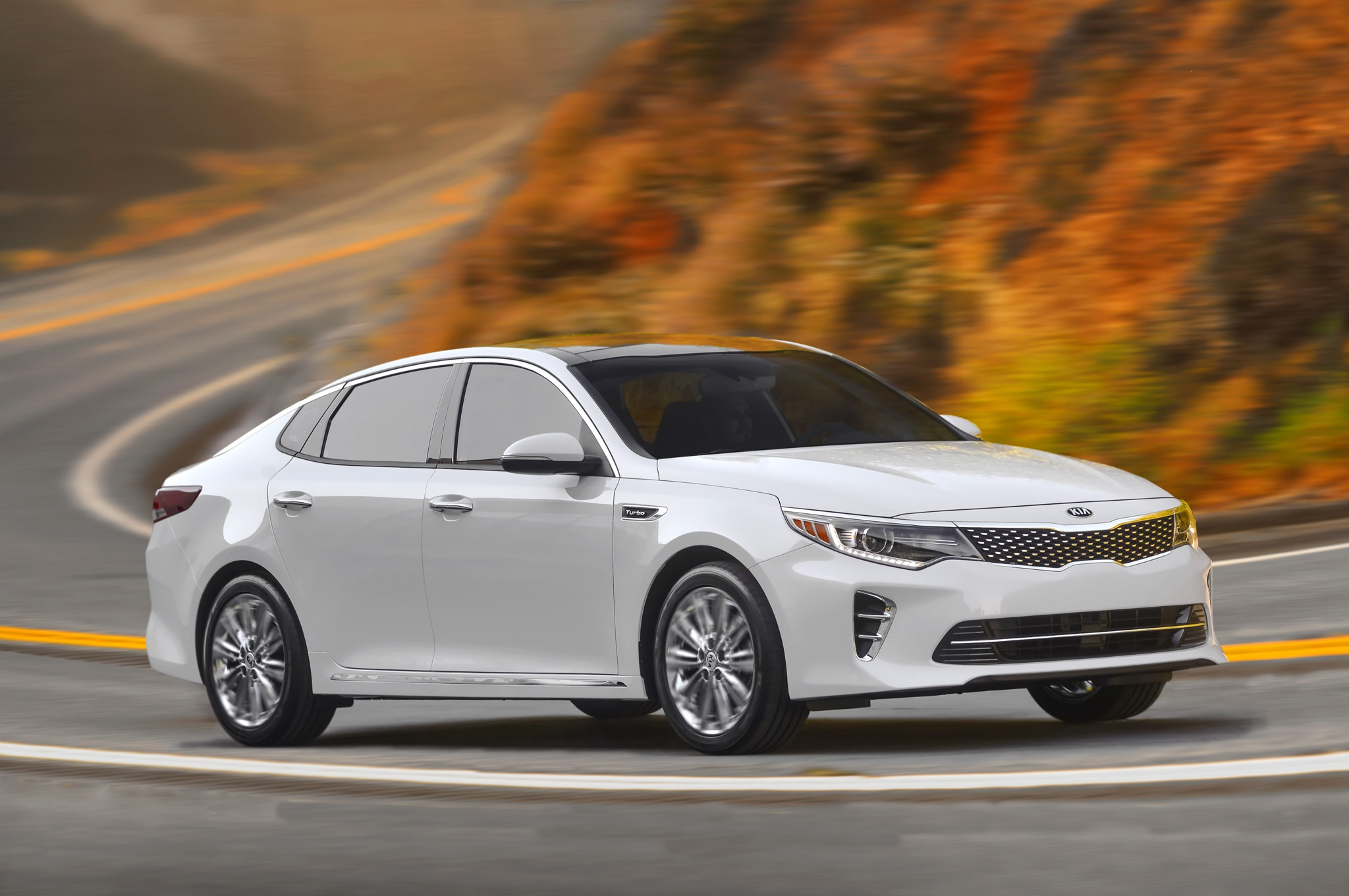 Convertible 2016 Kia Optima Concept Heads To Sema