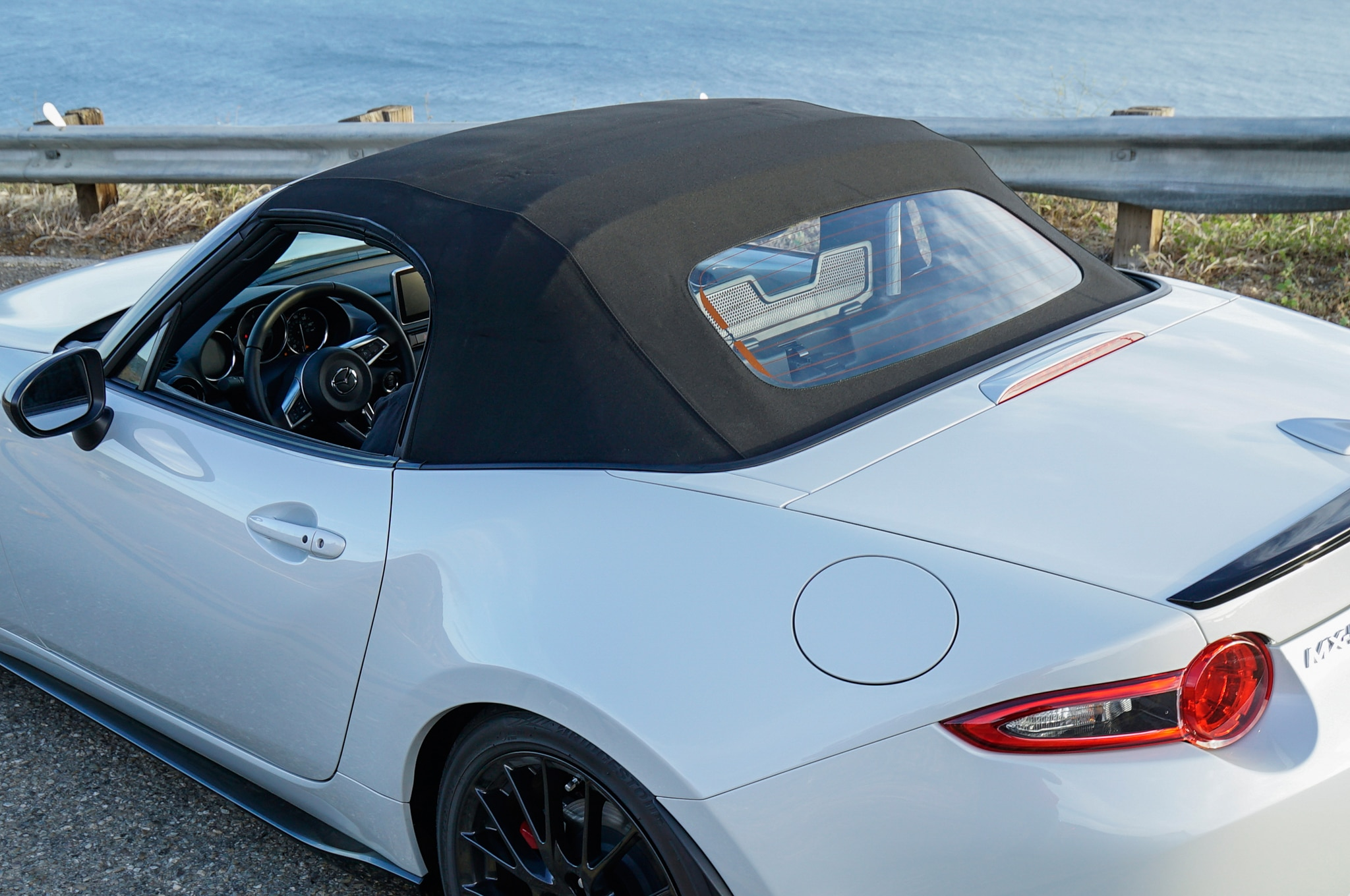 2016 mazda mx 5 club roof top
