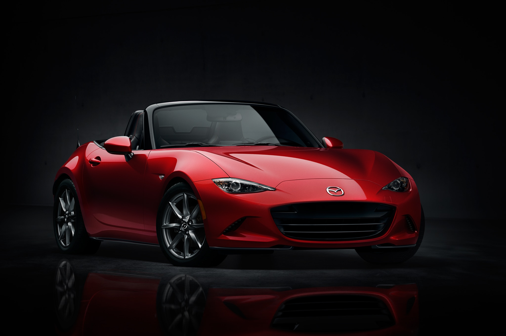 2016 mazda mx 5 miata automatic one week review. Black Bedroom Furniture Sets. Home Design Ideas