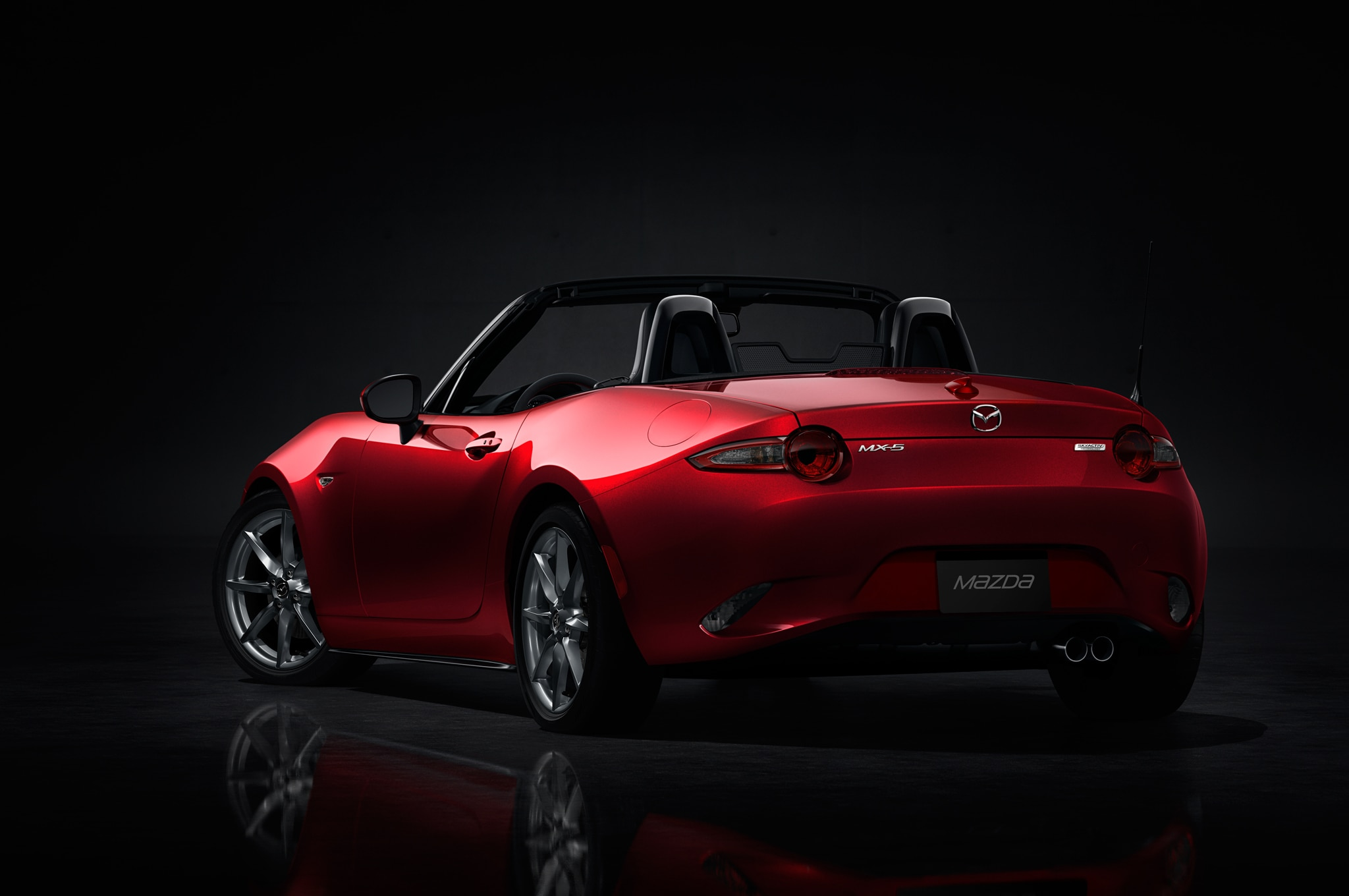 2016 mazda mx 5 miata revealed. Black Bedroom Furniture Sets. Home Design Ideas