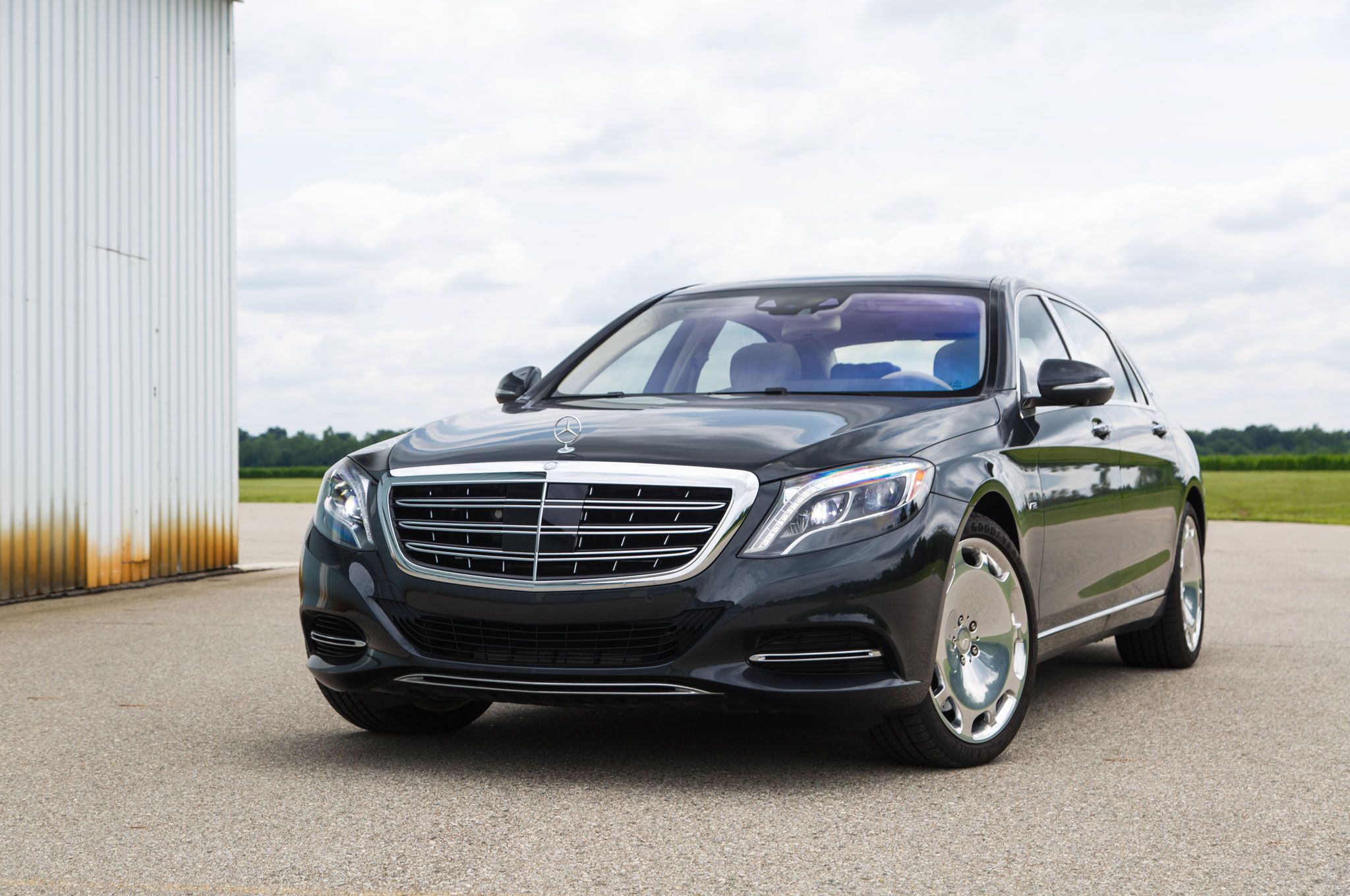 2016 mercedes maybach s600 review for S600 mercedes benz