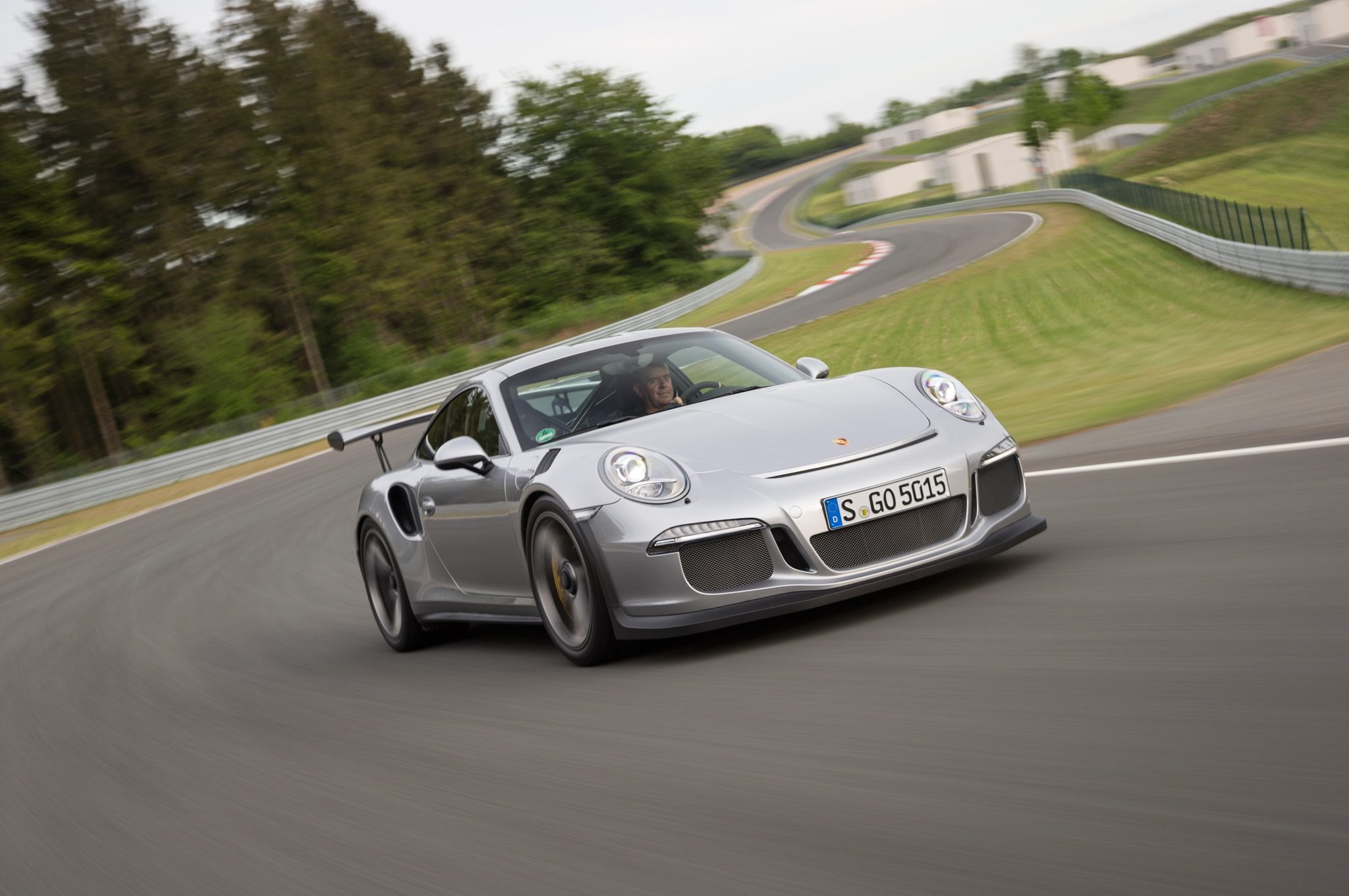 Unique 2016 Porsche 911 GT3 RS Review