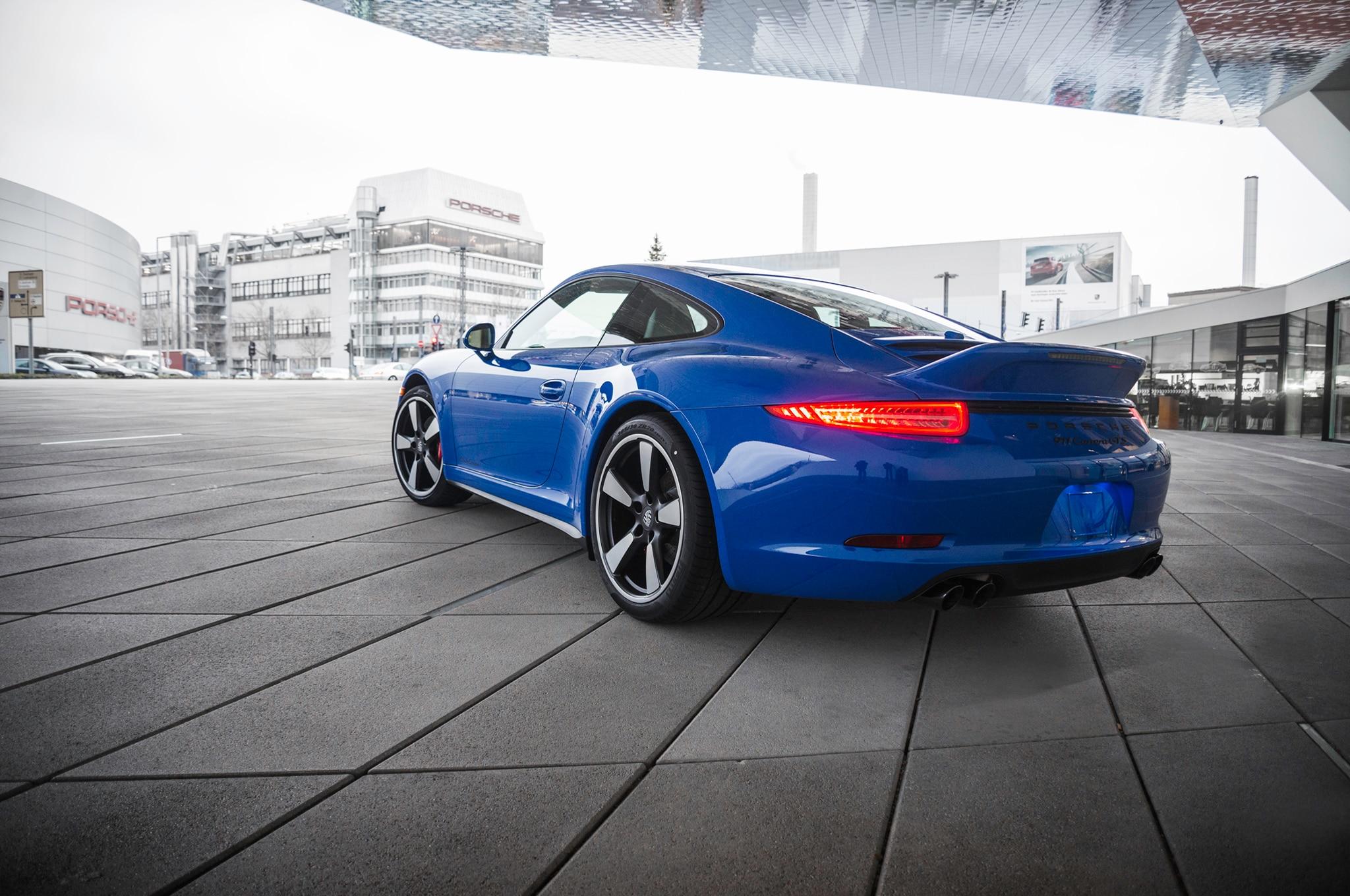 2016 porsche 911 targa 4 gts review