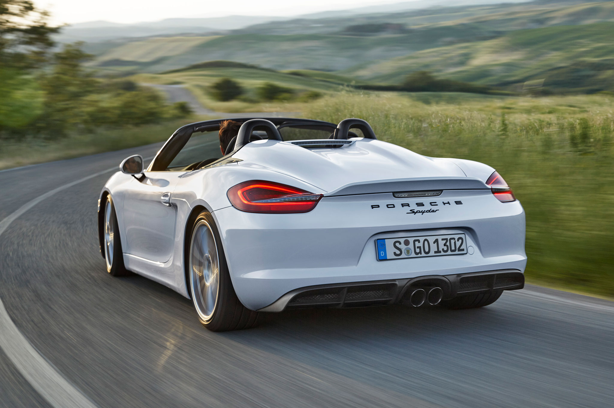 2013 Design Of The Year: Porsche Boxster