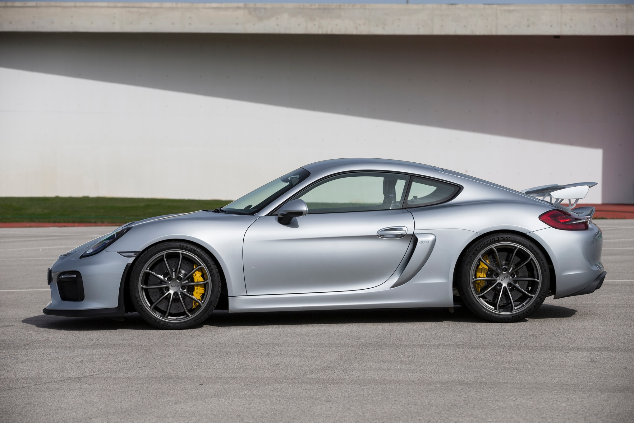 Image result for cayman gt4 snow