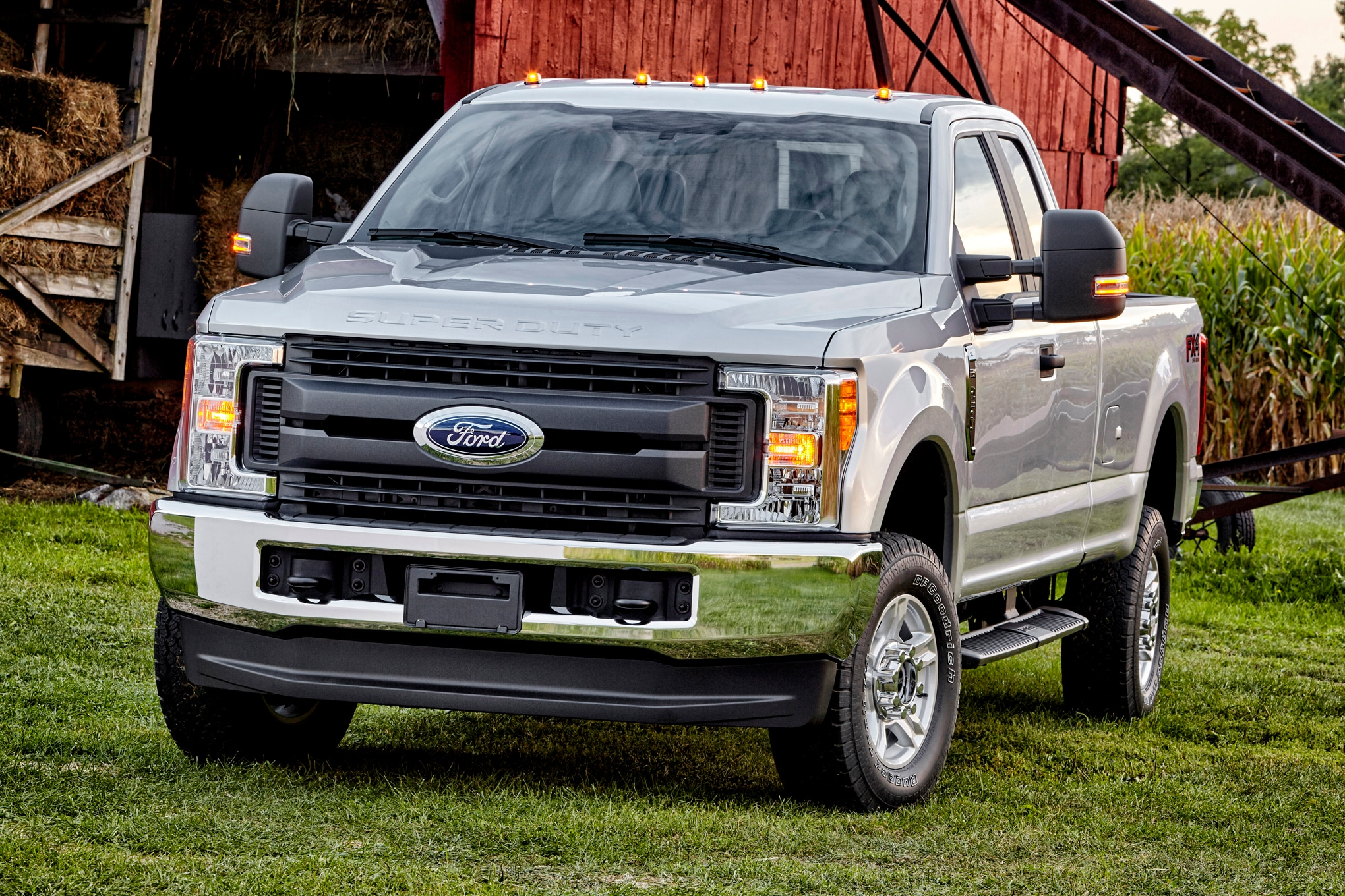 2017 ford f series super duty first drive automobile magazine. Black Bedroom Furniture Sets. Home Design Ideas