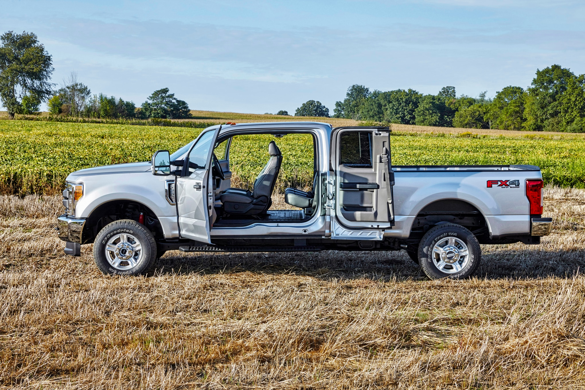 2017 ford super duty towing dyno testing revealed. Black Bedroom Furniture Sets. Home Design Ideas